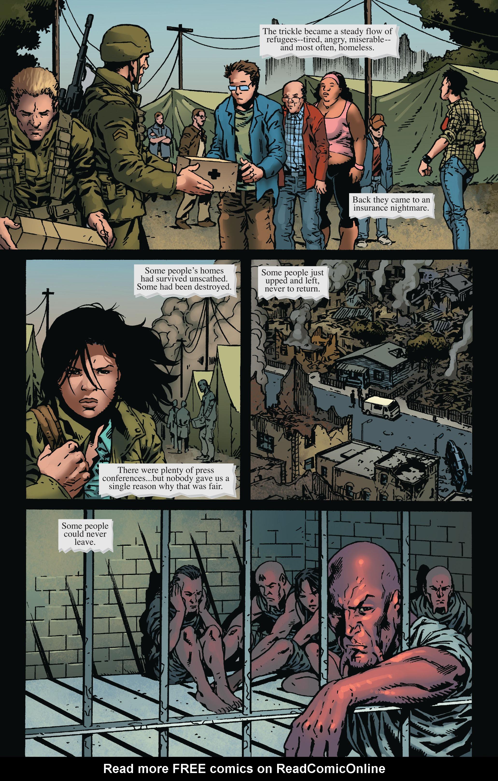 Read online World War Hulk: Front Line comic -  Issue #6 - 14