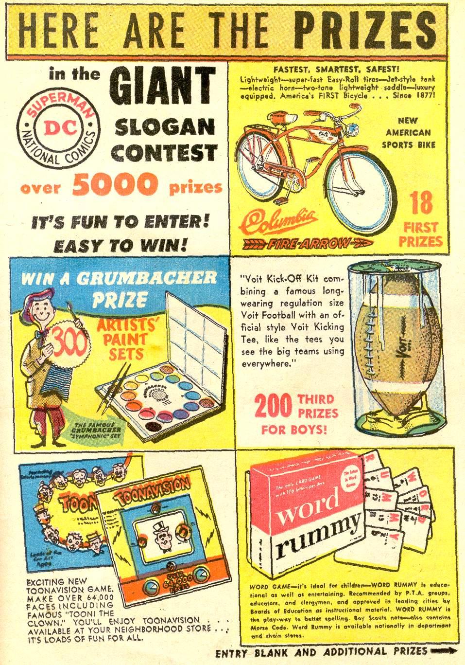 Read online Adventure Comics (1938) comic -  Issue #230 - 23
