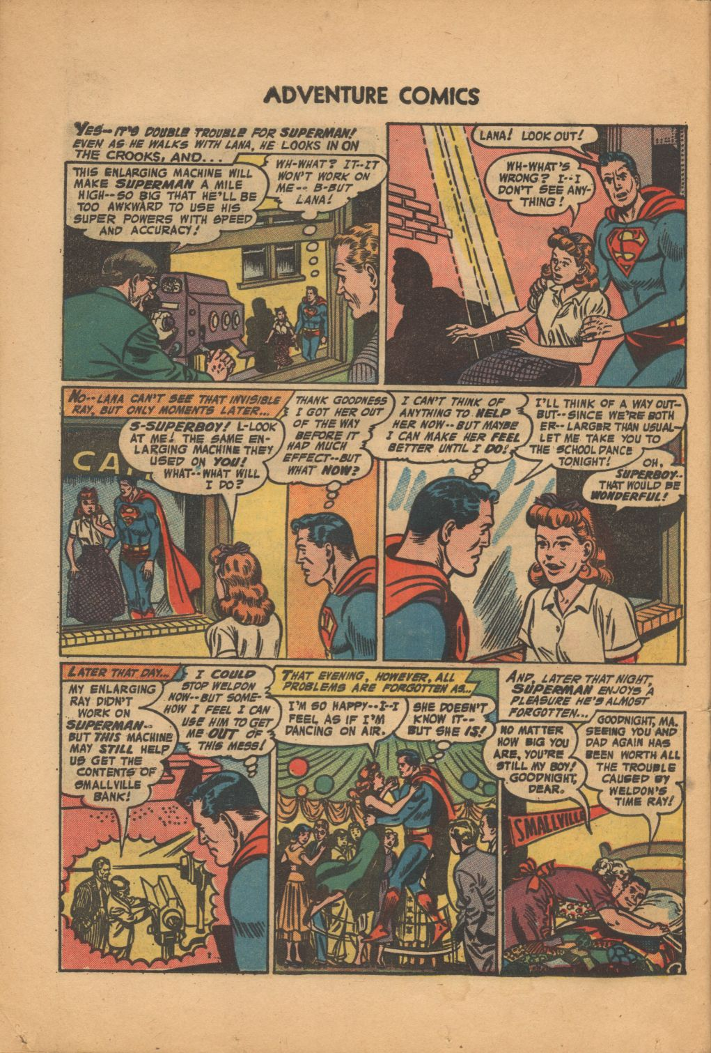 Read online Adventure Comics (1938) comic -  Issue #320 - 30