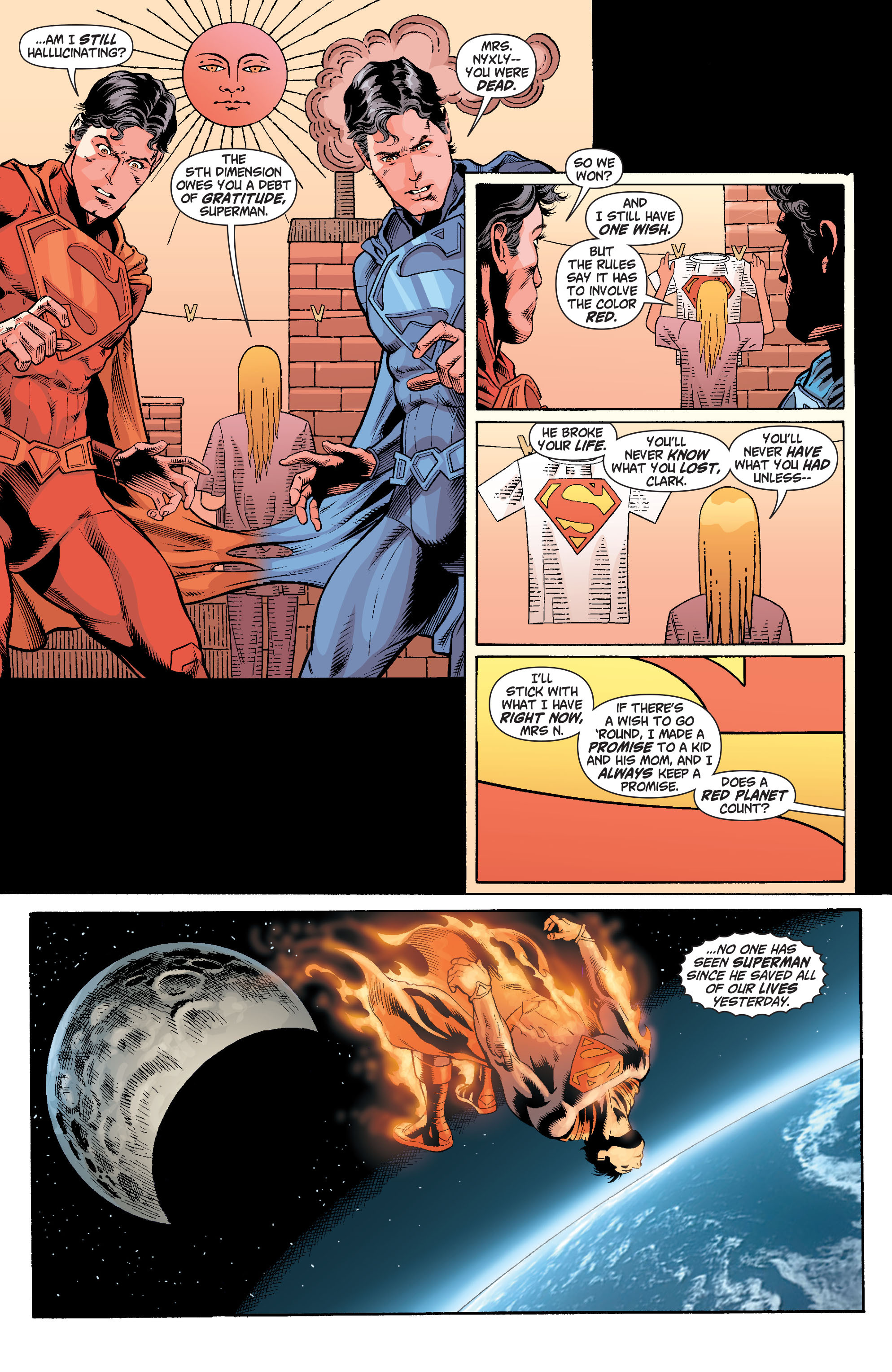 Read online Action Comics (2011) comic -  Issue #18 - 30