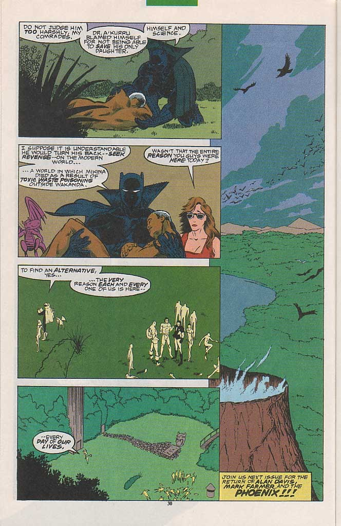 Excalibur (1988) issue 60 - Page 21