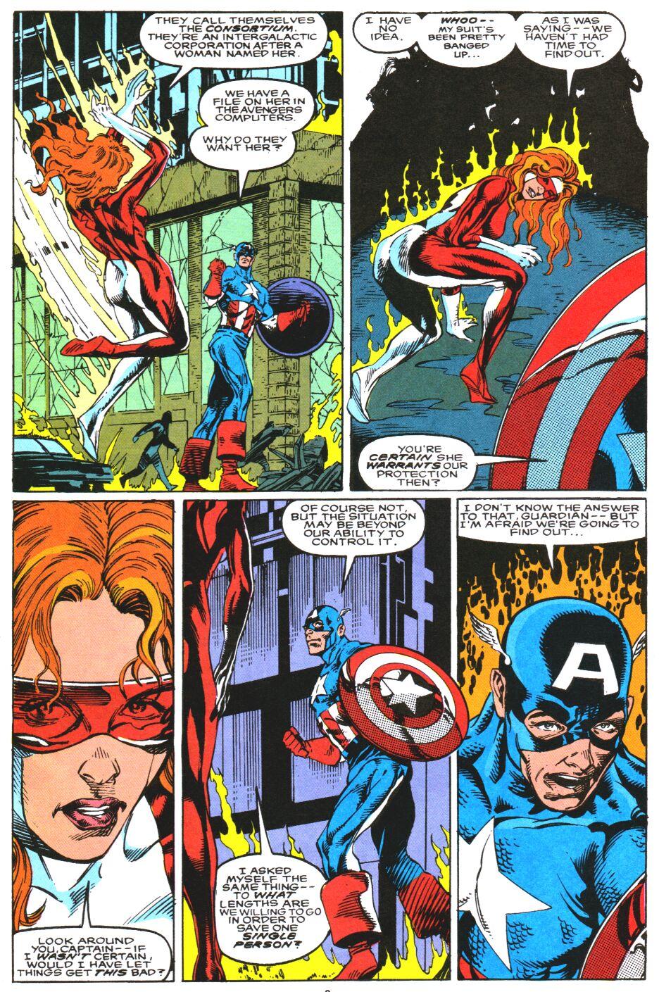 Read online Alpha Flight Special comic -  Issue #3 - 8
