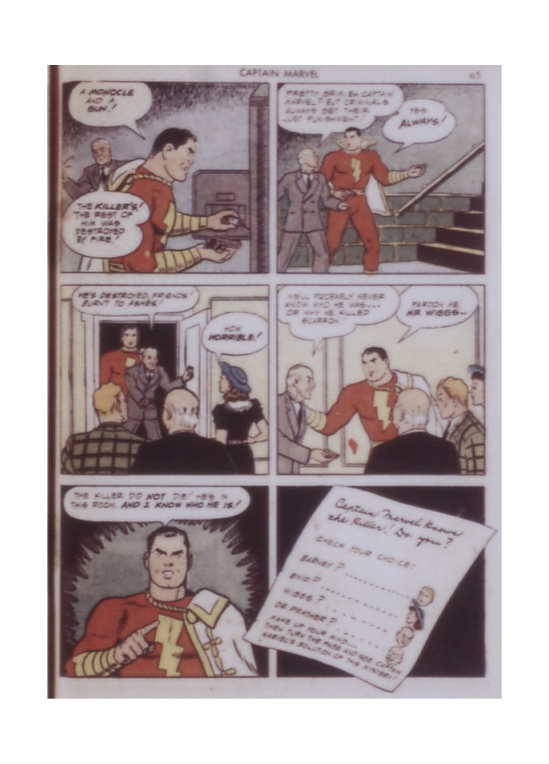 Captain Marvel Adventures issue 14 - Page 65