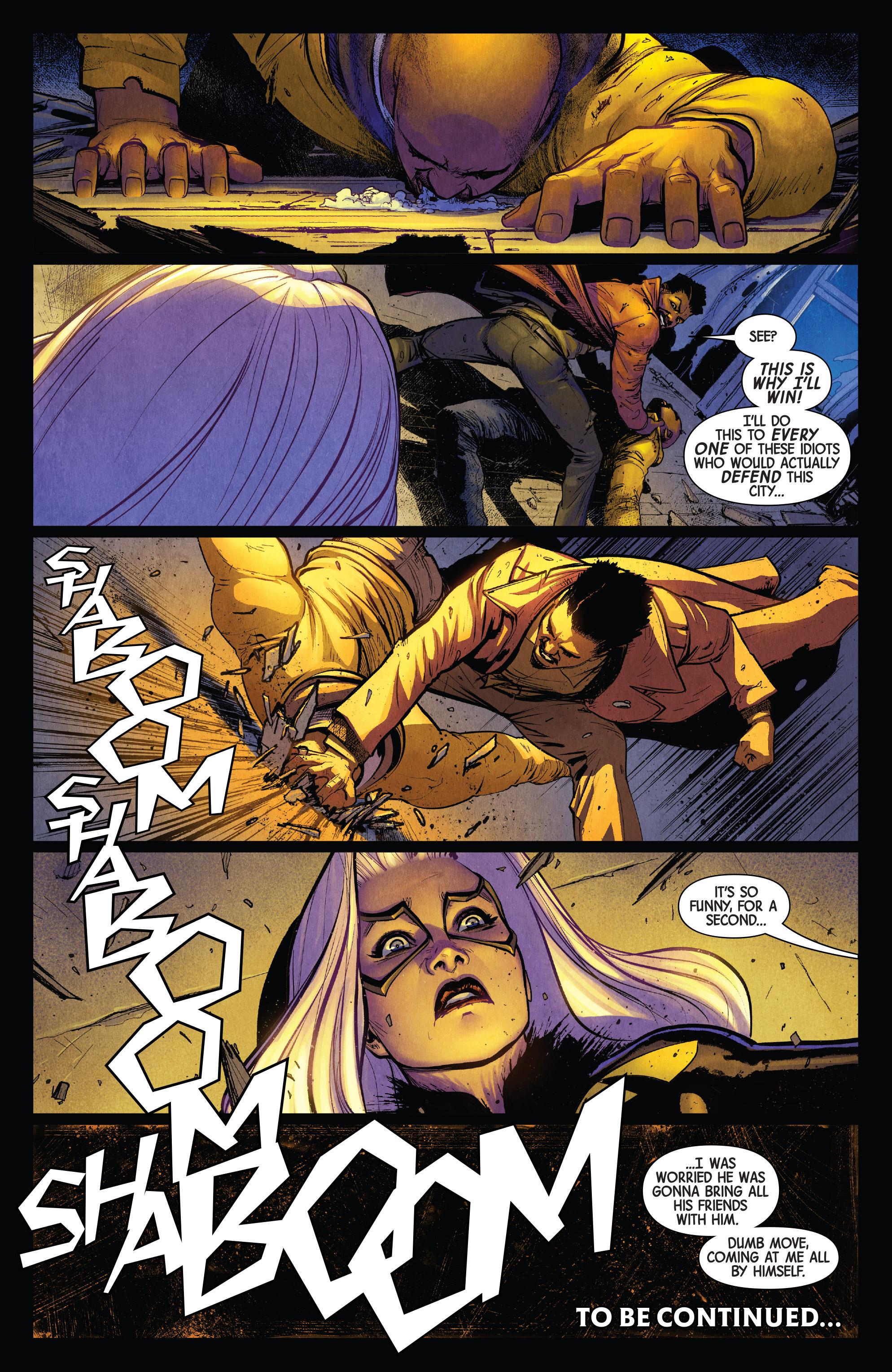 Read online Defenders (2017) comic -  Issue #1 - 21