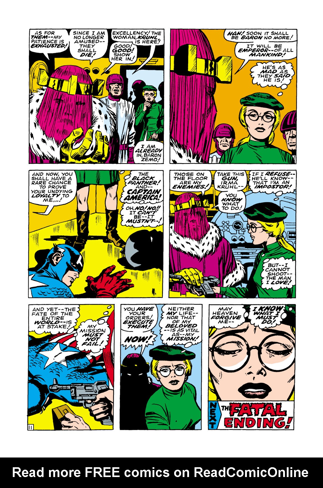 Tales of Suspense (1959) issue 99 - Page 23