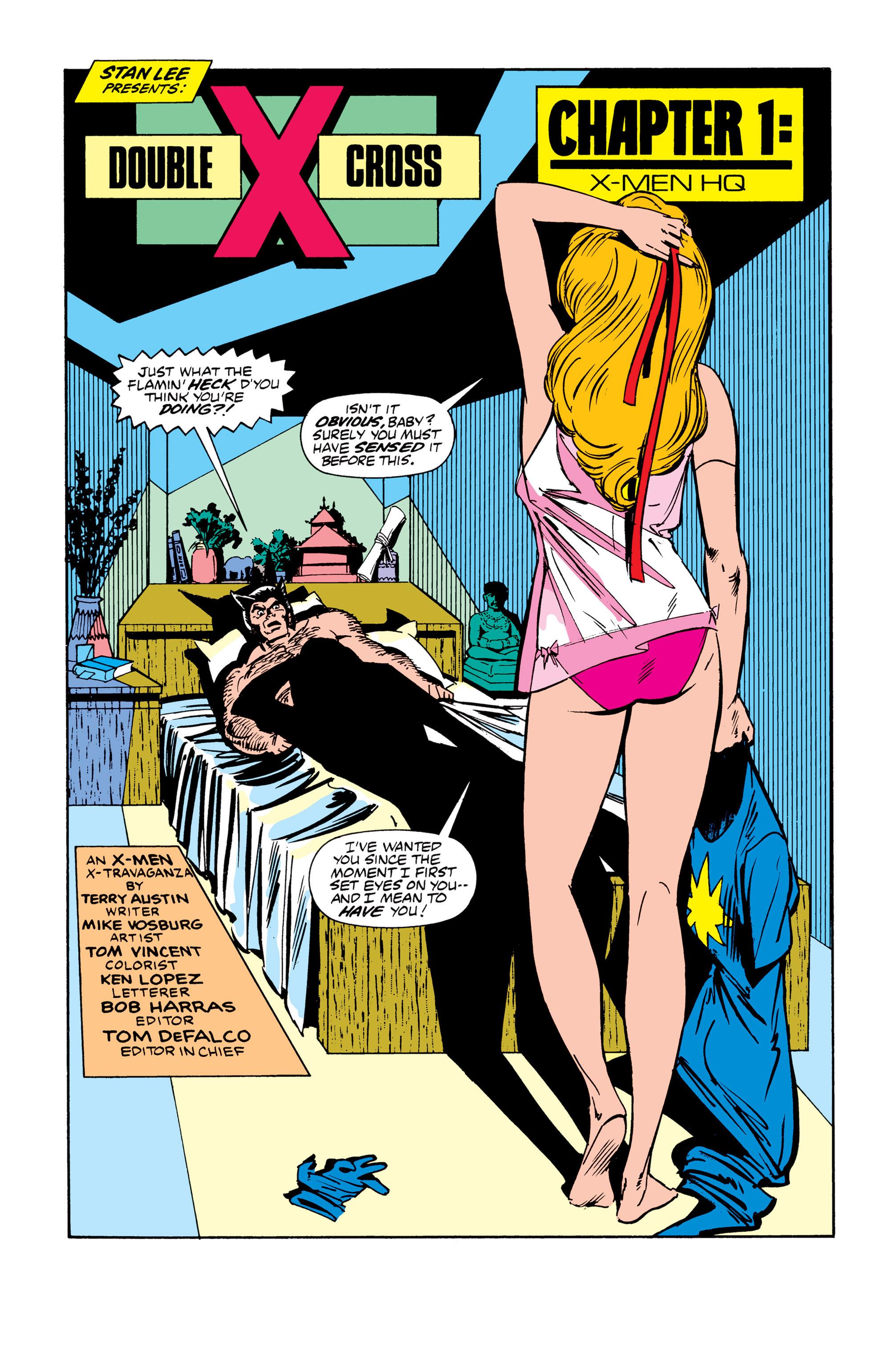 Read online Uncanny X-Men (1963) comic -  Issue # _Annual 13 - 3