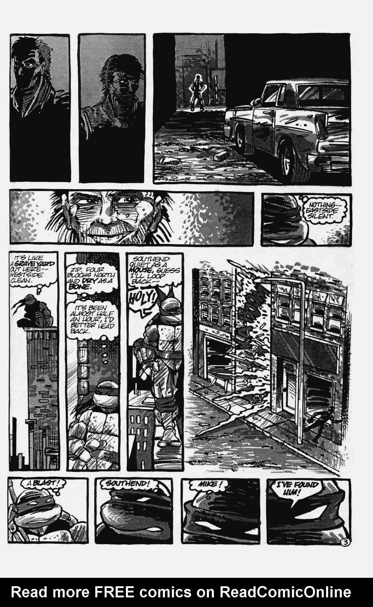 Read online Shell Shock comic -  Issue # Full - 109