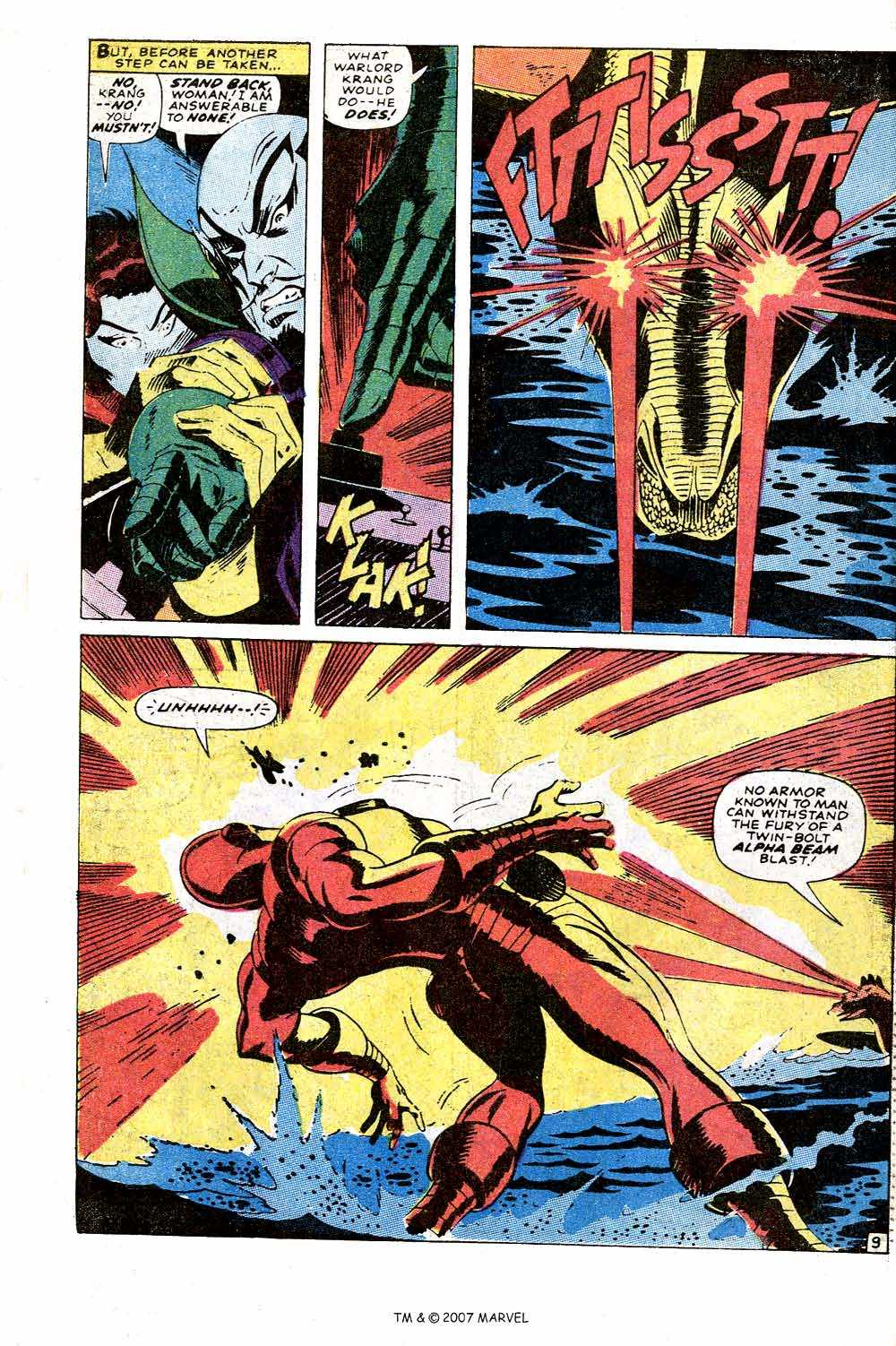 Iron Man Annual issue 1 - Page 30