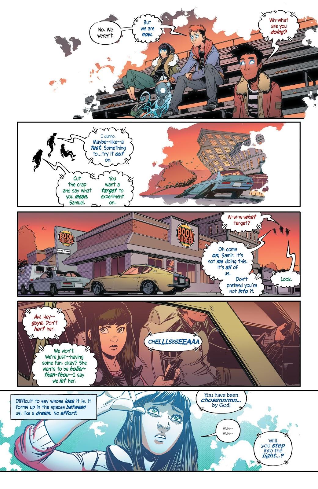 Read online Alienated comic -  Issue #2 - 17