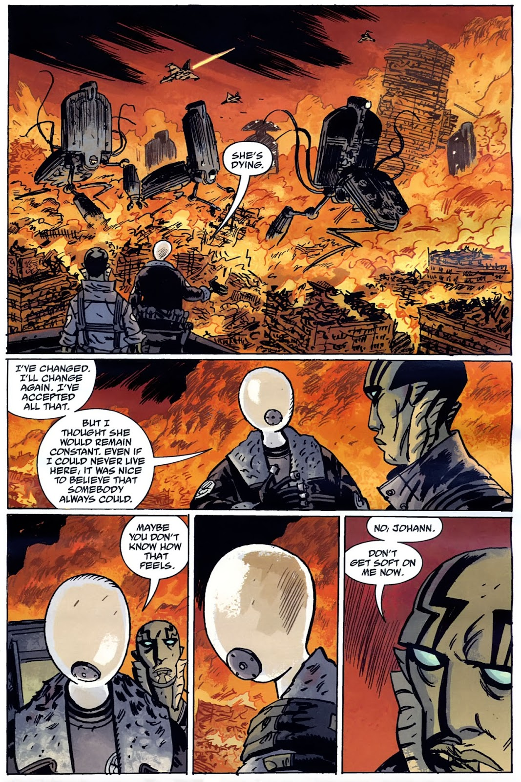 B.P.R.D.: The Warning issue 4 - Page 5