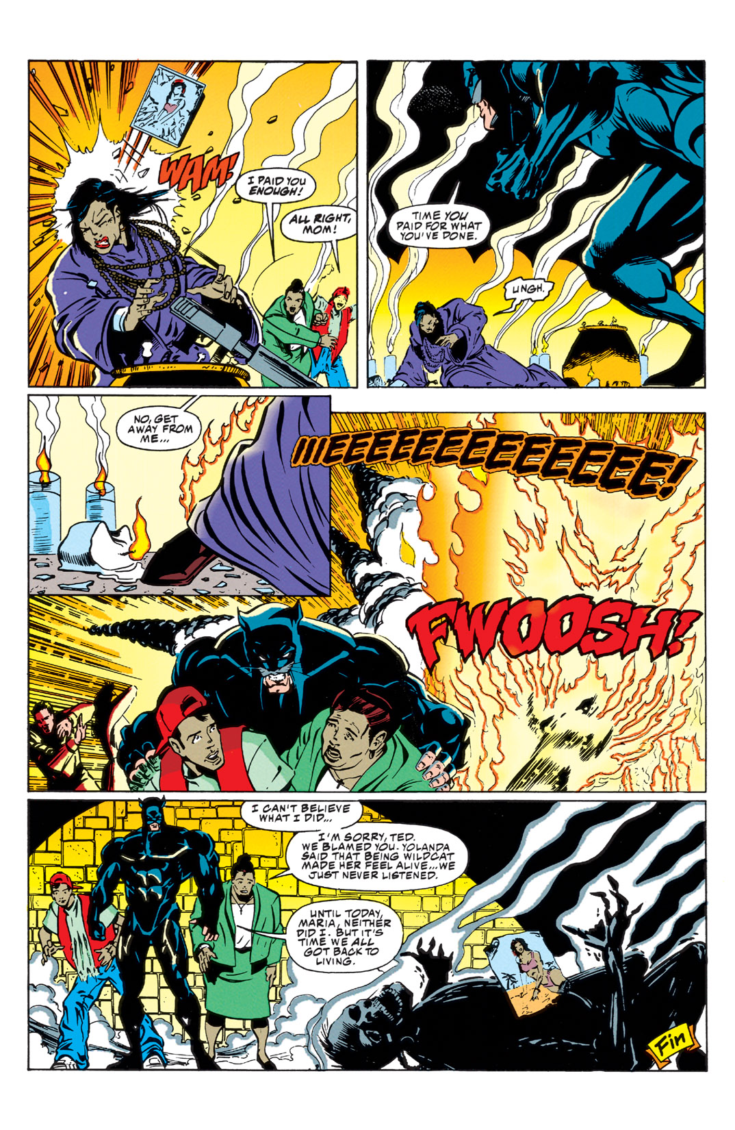 Read online Showcase '94 comic -  Issue #8 - 29