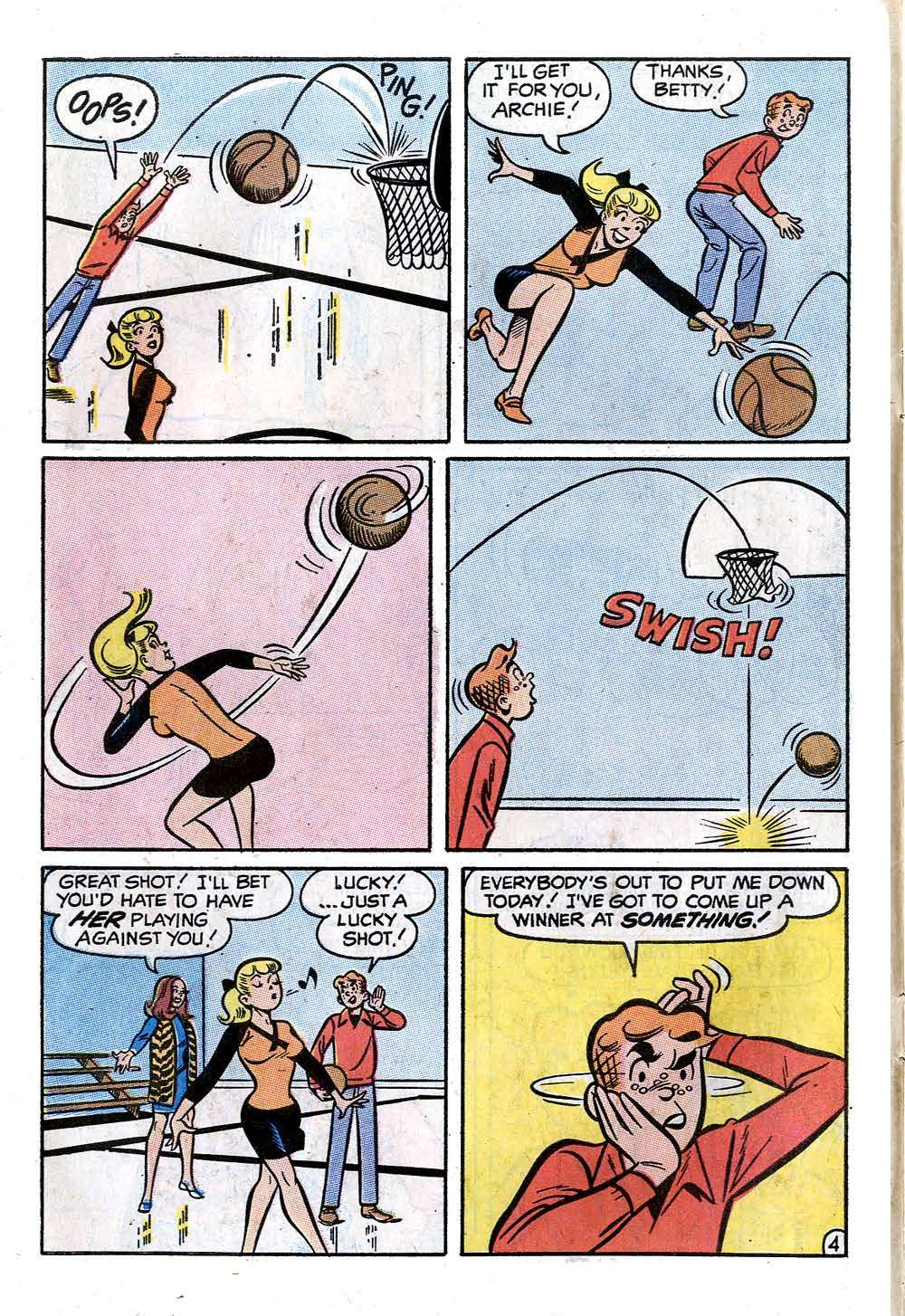Read online Archie (1960) comic -  Issue #207 - 6