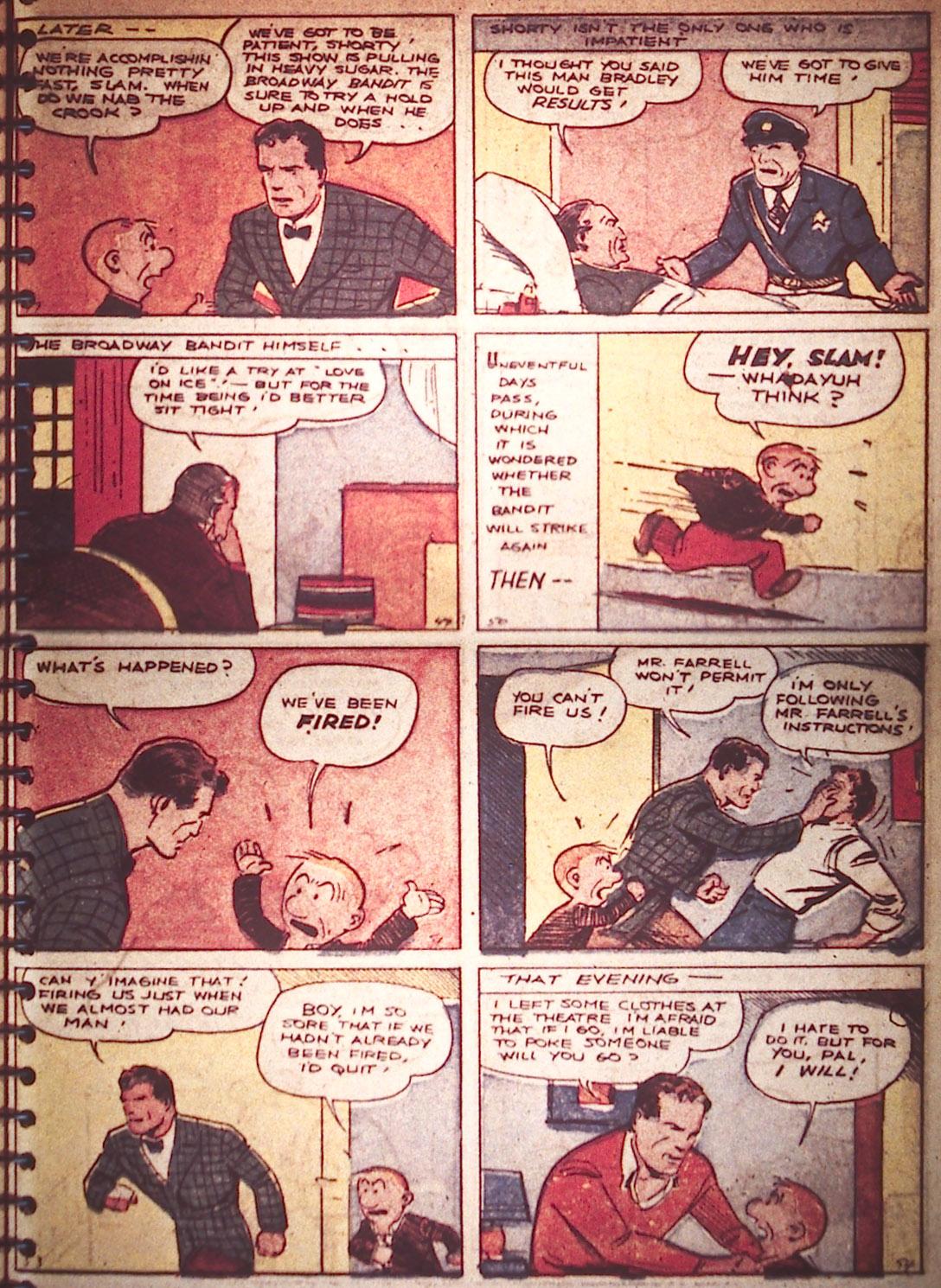Read online Detective Comics (1937) comic -  Issue #16 - 61