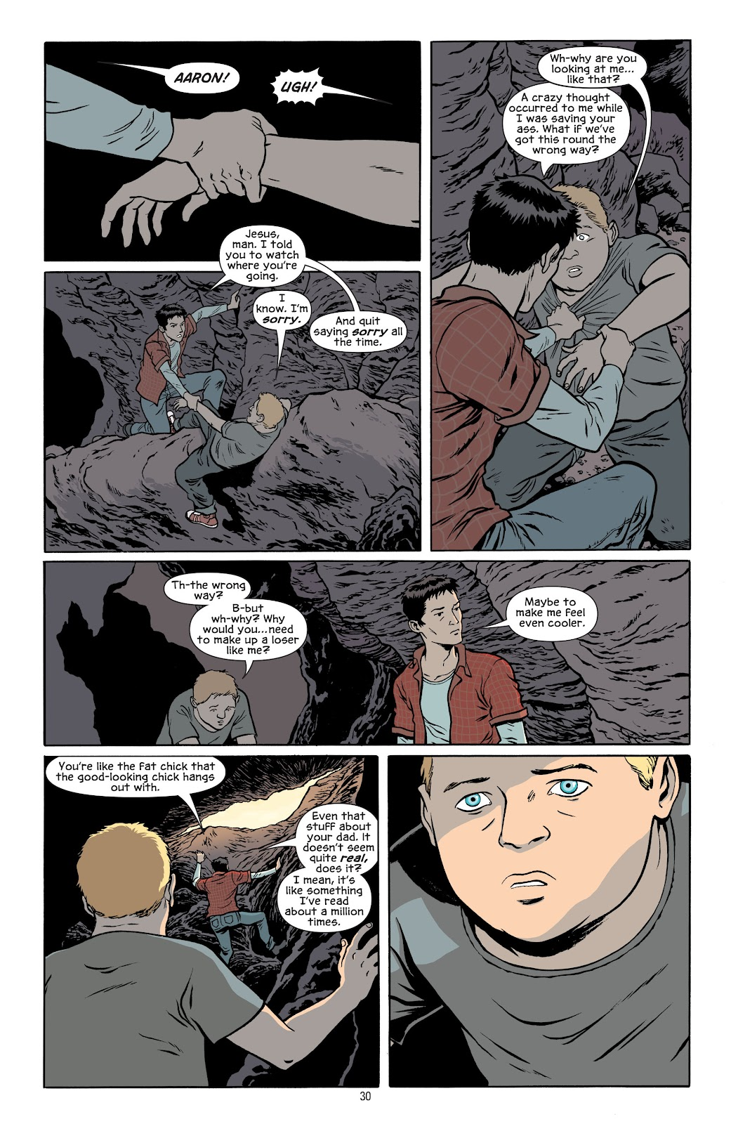 Read online Strange Adventures (2014) comic -  Issue # TPB (Part 1) - 28