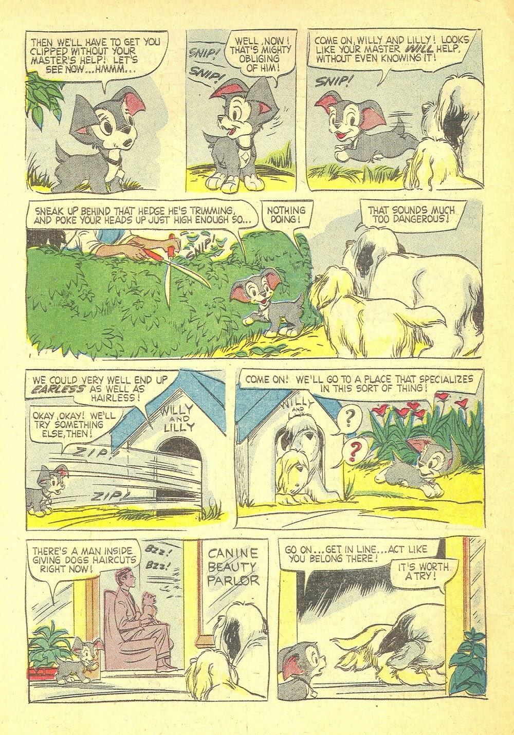 Scamp (1958) issue 6 - Page 6