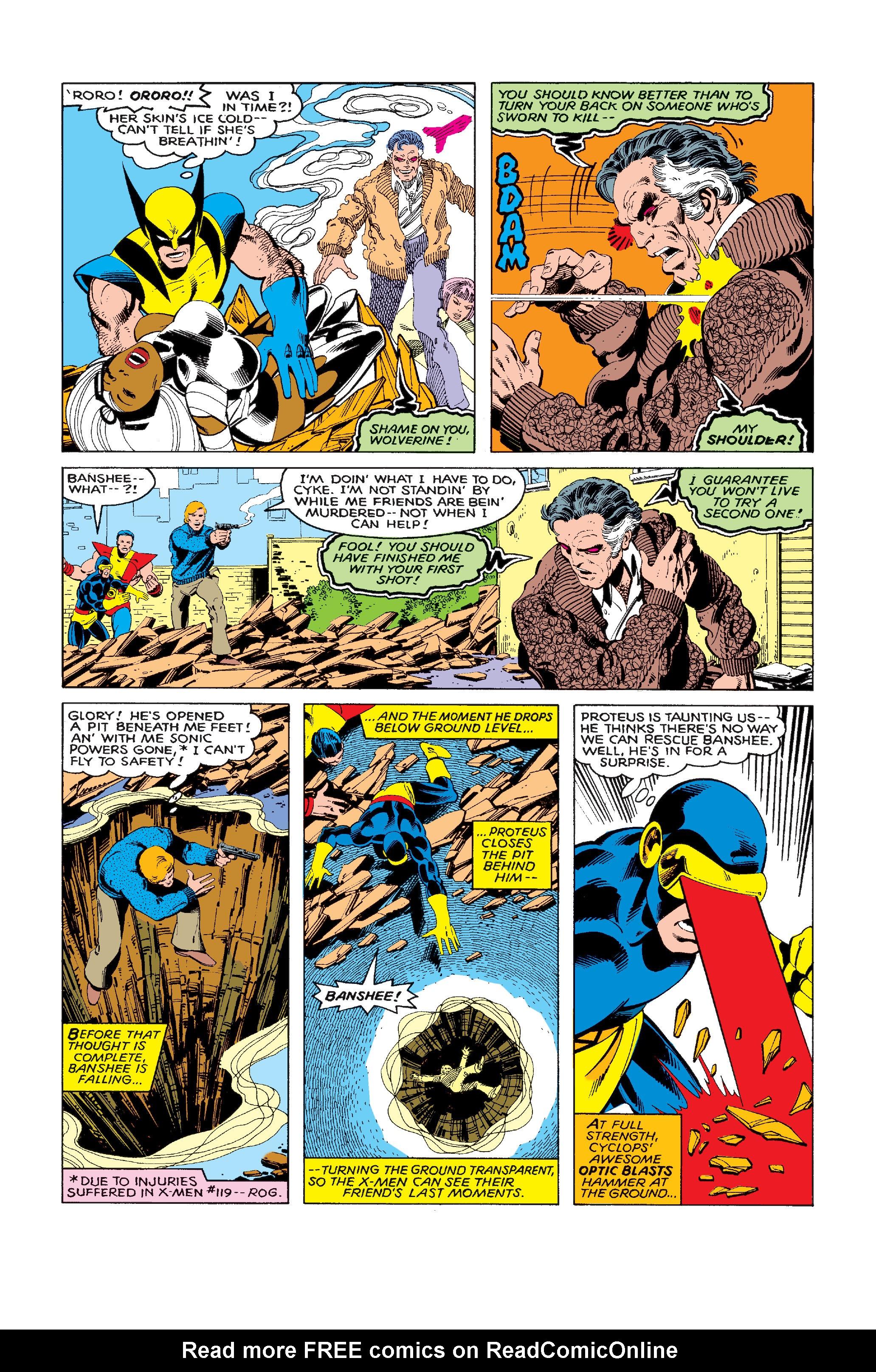 Read online Uncanny X-Men (1963) comic -  Issue #128 - 9