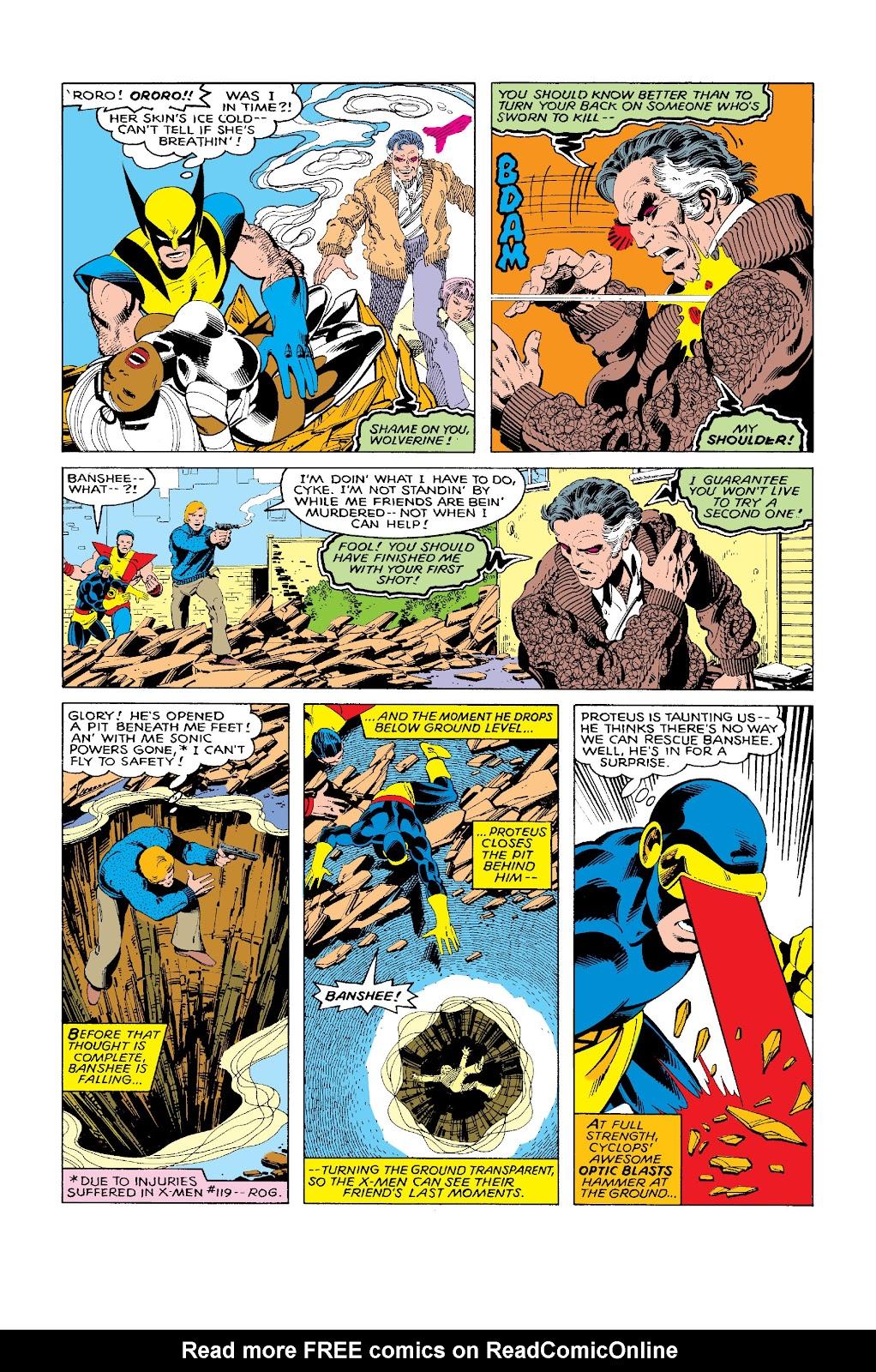 Uncanny X-Men (1963) issue 128 - Page 9