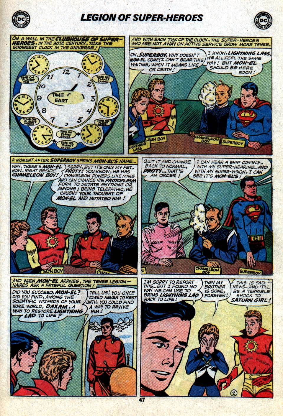 Read online Adventure Comics (1938) comic -  Issue #403 - 50