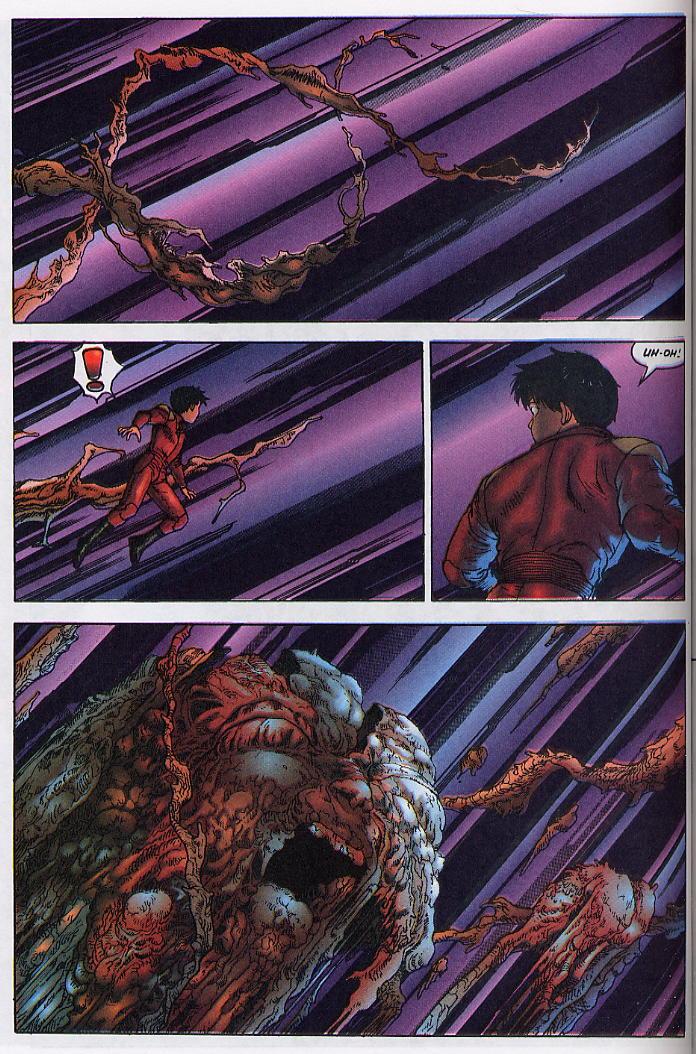 Read online Akira comic -  Issue #36 - 49
