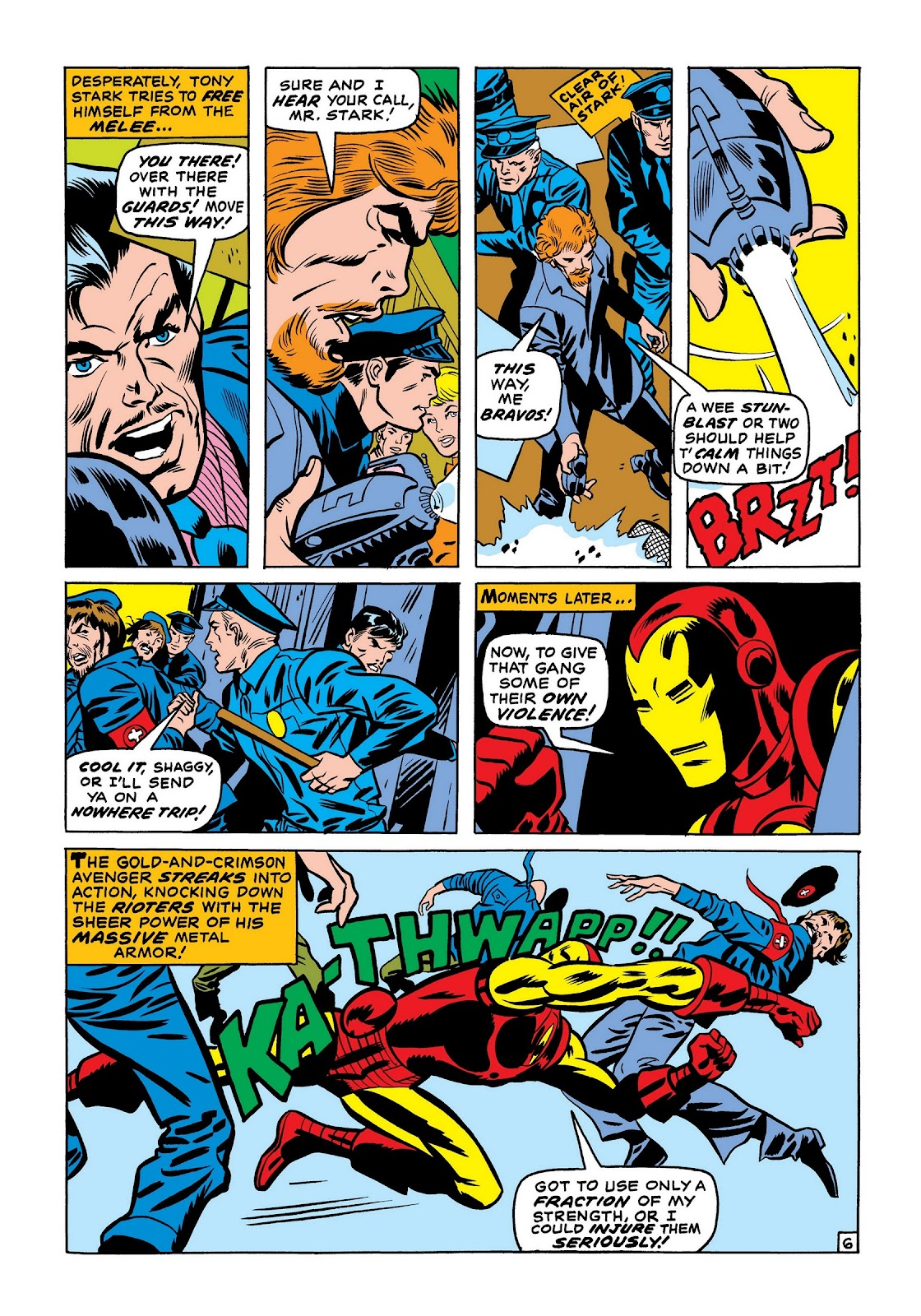 Read online Marvel Masterworks: The Invincible Iron Man comic -  Issue # TPB 7 (Part 2) - 15