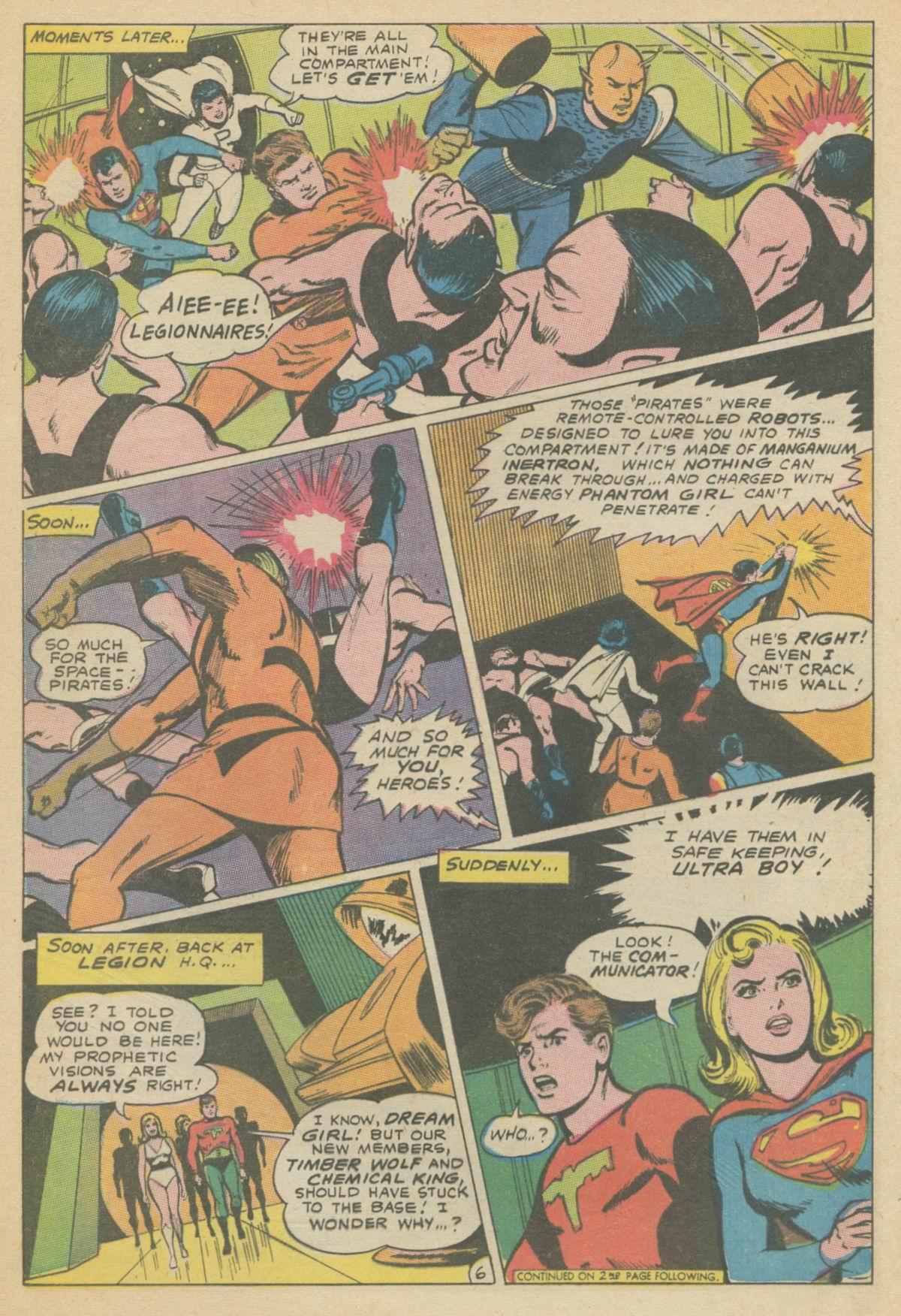 Read online Adventure Comics (1938) comic -  Issue #374 - 8