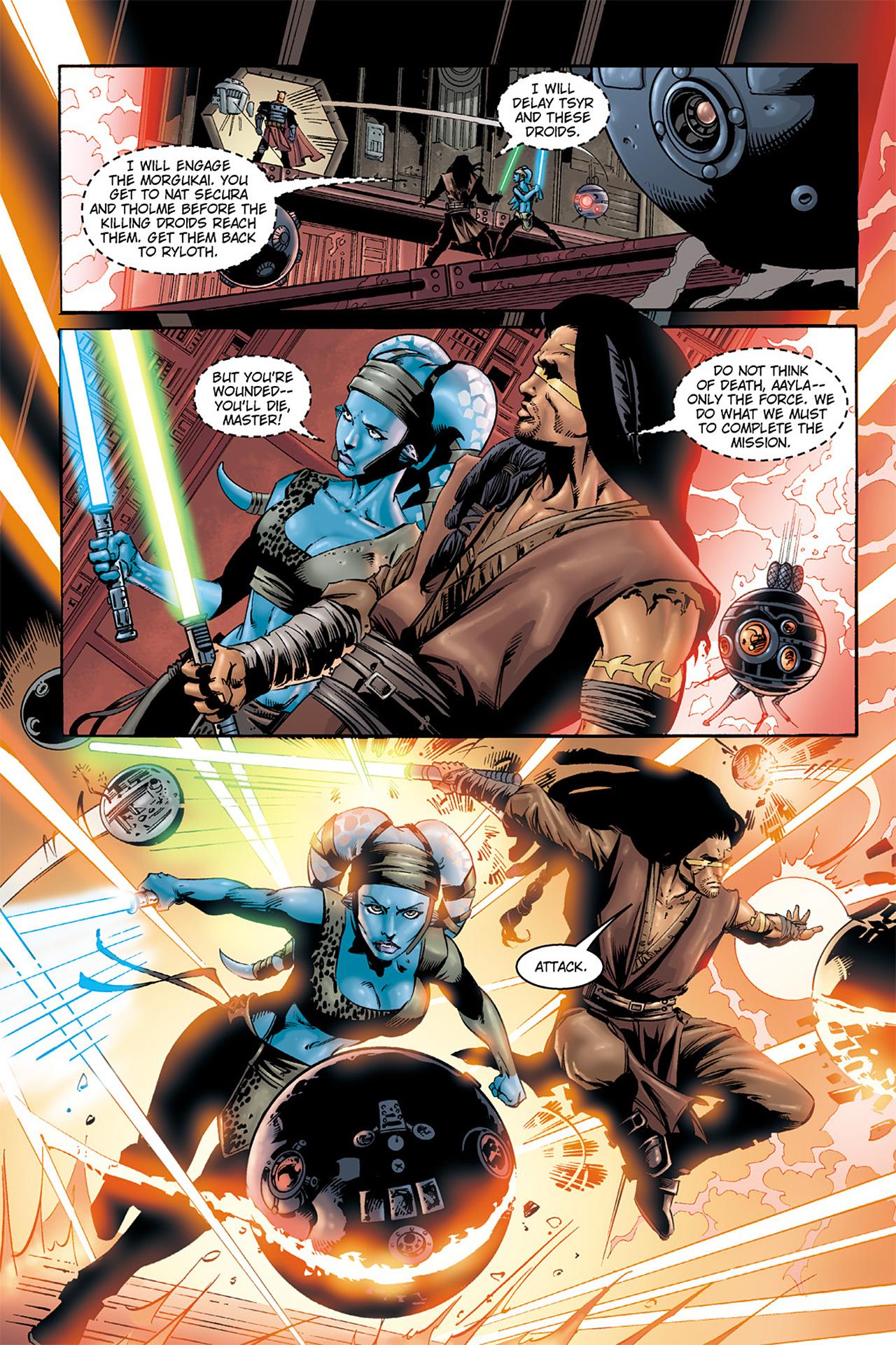 Read online Star Wars Omnibus comic -  Issue # Vol. 15.5 - 198