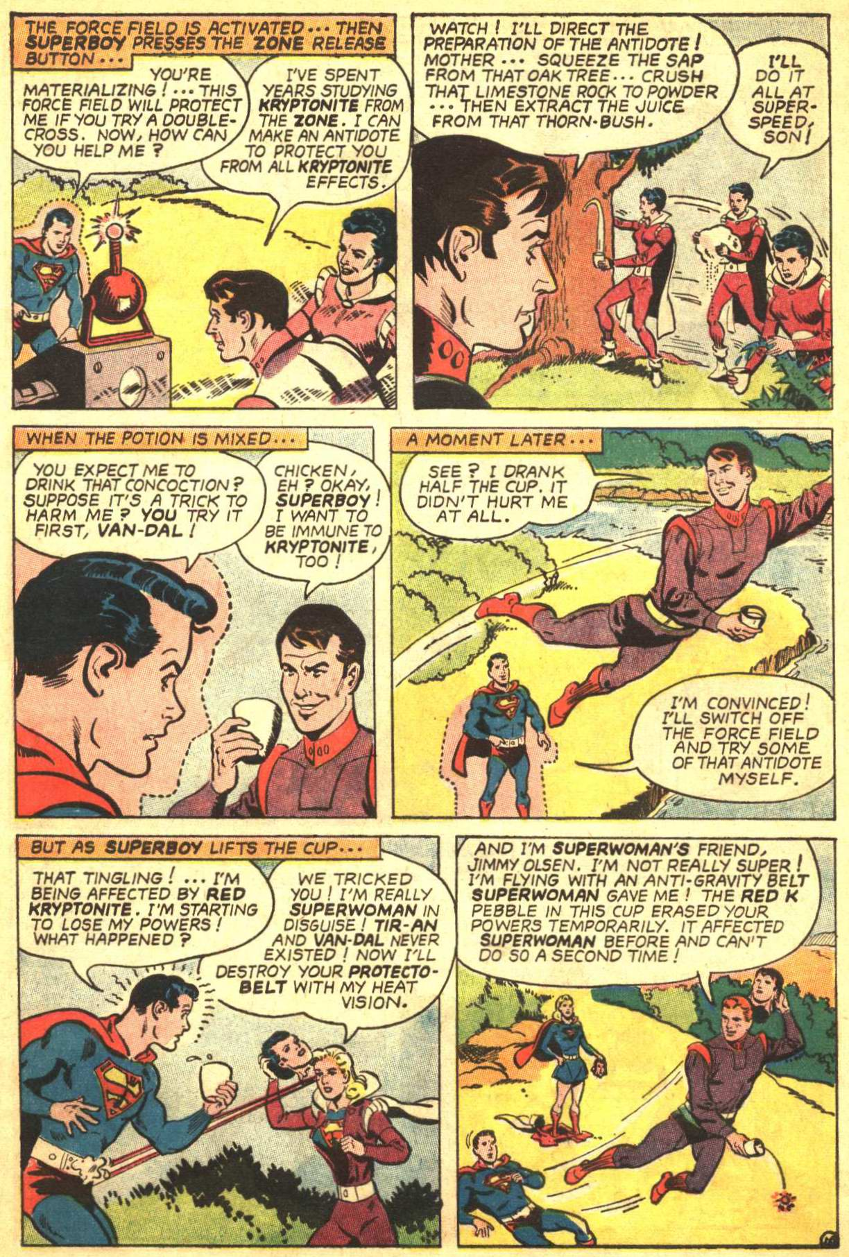 Read online Action Comics (1938) comic -  Issue #333 - 30