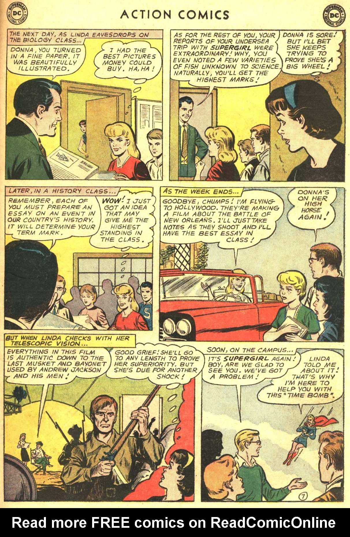 Read online Action Comics (1938) comic -  Issue #319 - 27