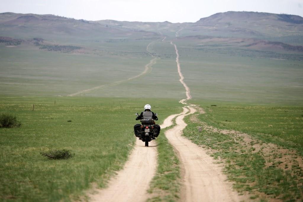 mongolia podróże motocyklowe