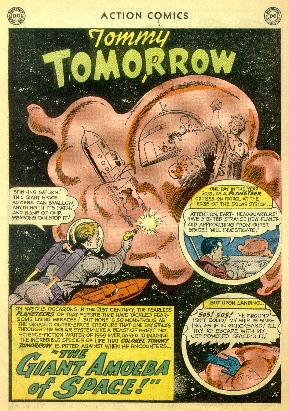 Read online Action Comics (1938) comic -  Issue #251 - 26