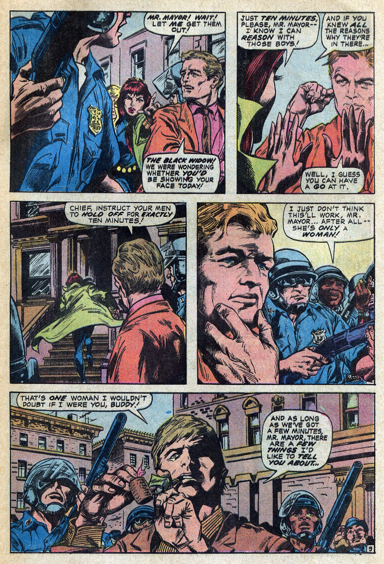 Read online Amazing Adventures (1970) comic -  Issue #4 - 29