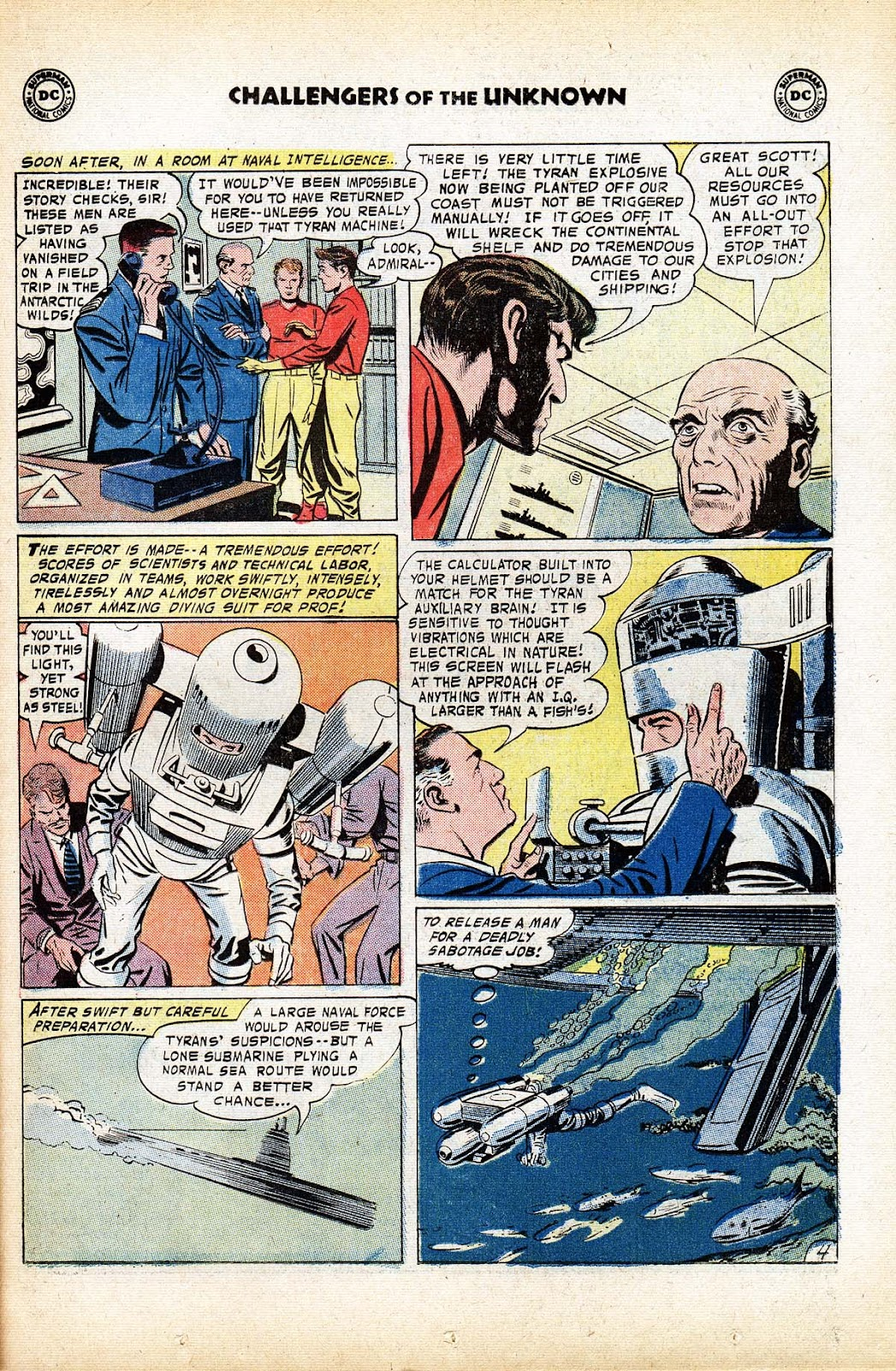Challengers of the Unknown (1958) issue 80 - Page 23