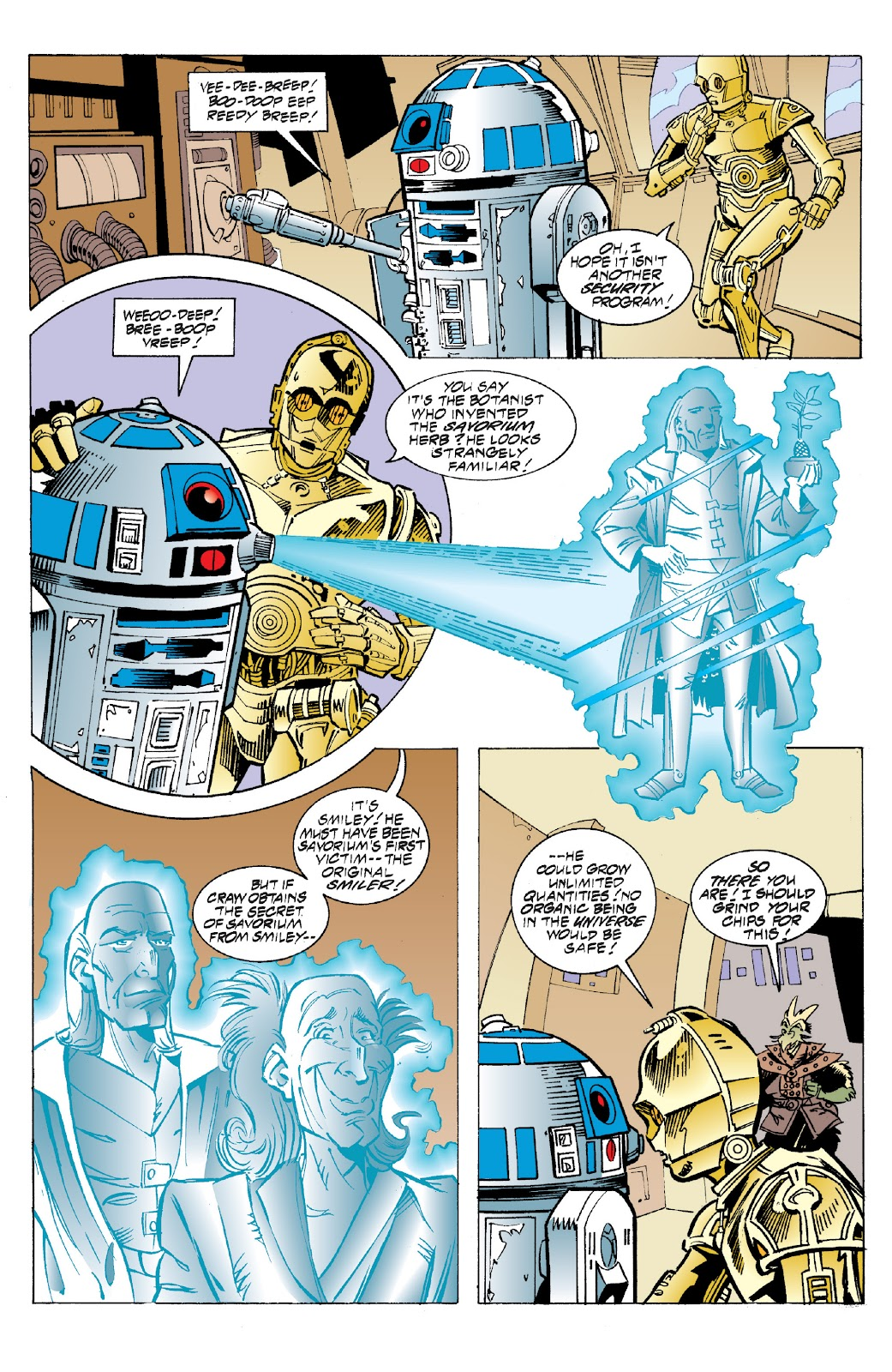 Read online Star Wars Legends Epic Collection: The Empire comic -  Issue # TPB 5 (Part 4) - 21