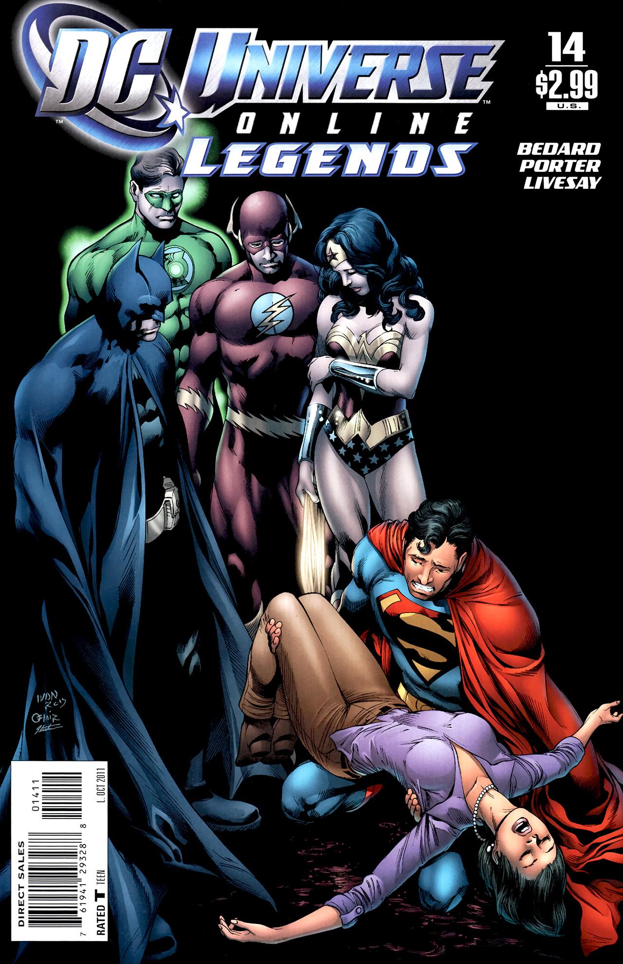 DC Universe Online: Legends 14 Page 1