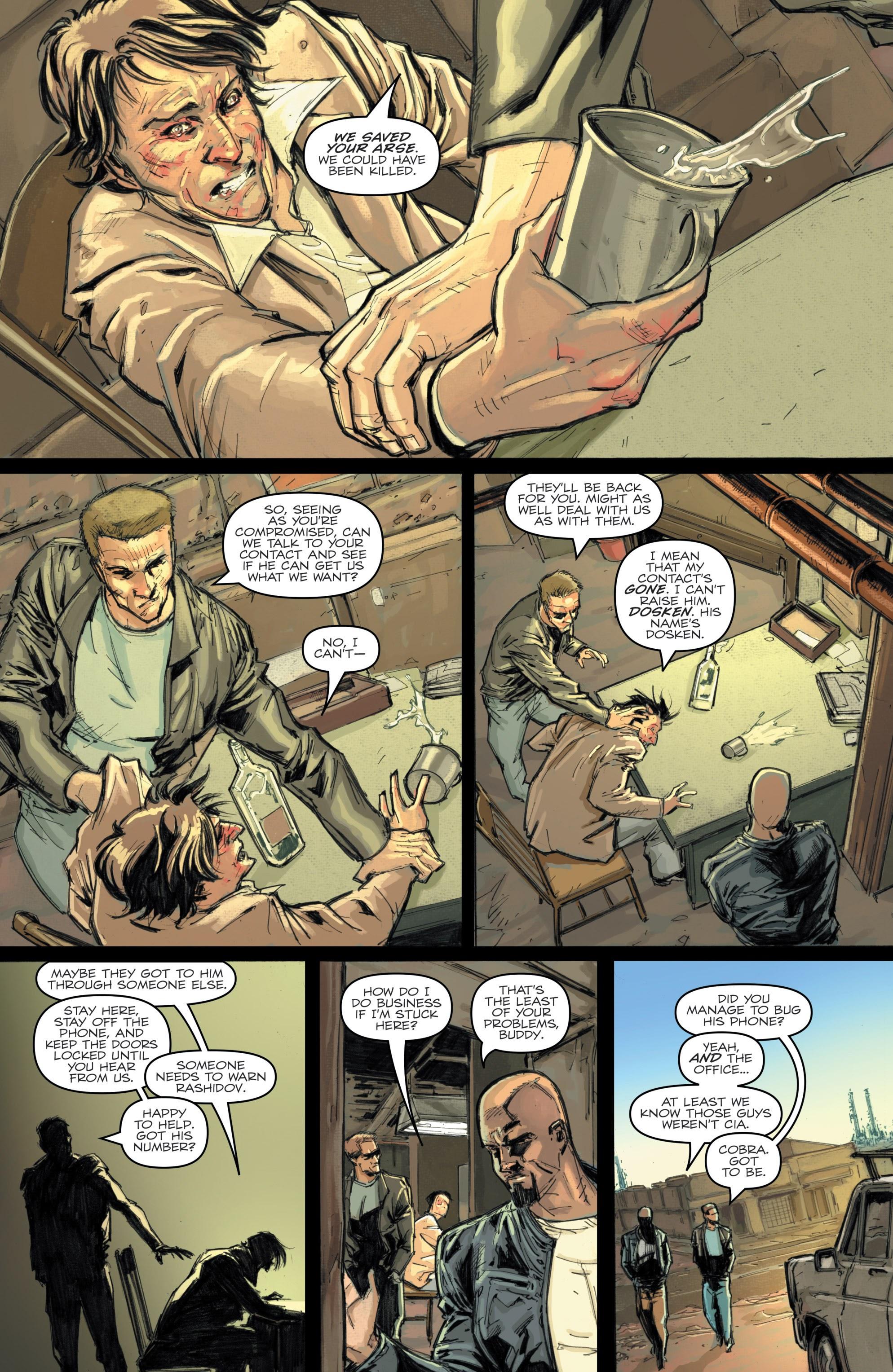 G.I. Joe (2014) #_TPB_2 #10 - English 35