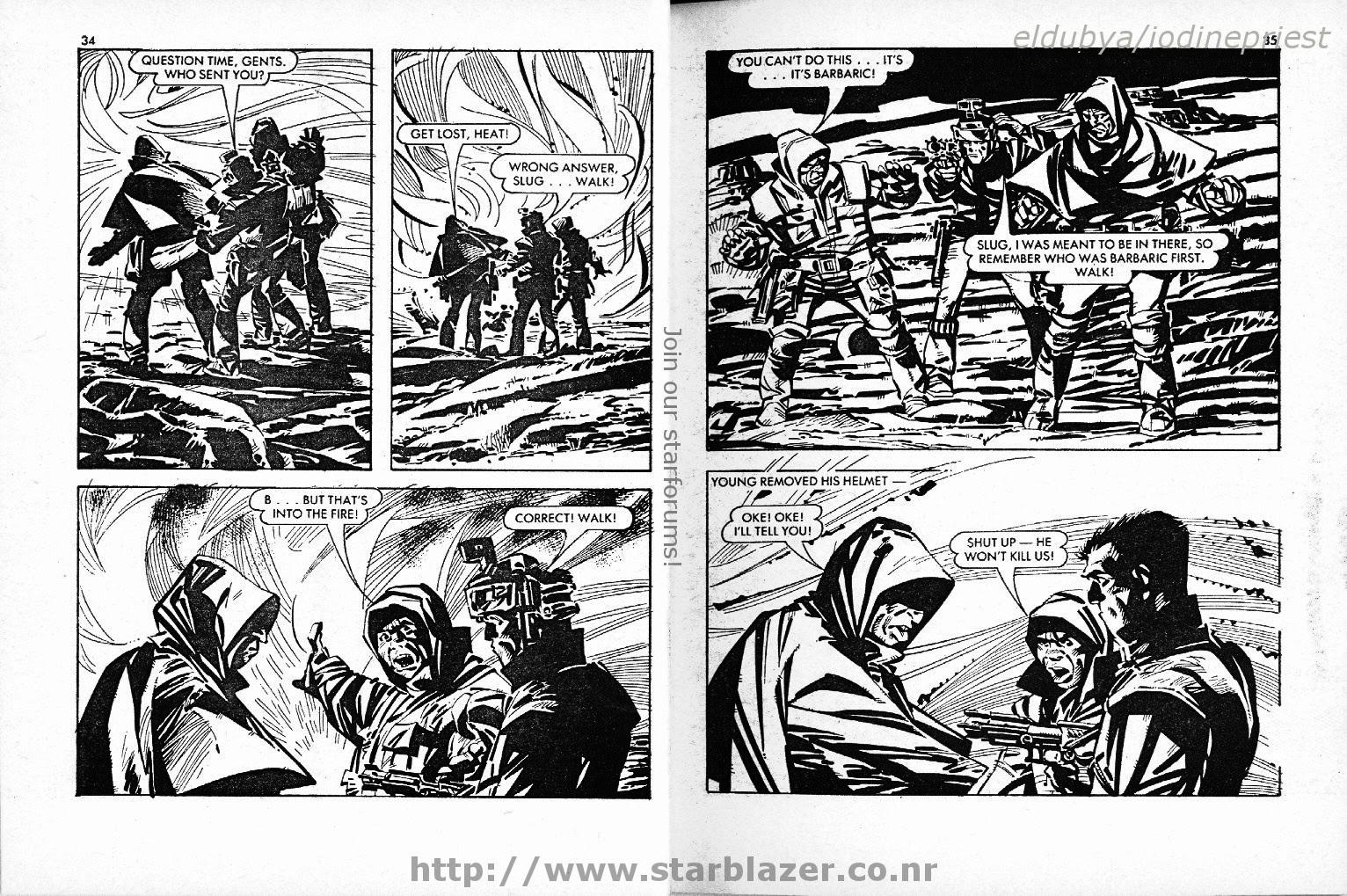 Starblazer issue 165 - Page 19