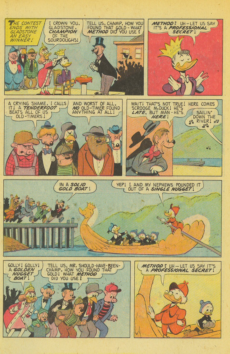 Read online Uncle Scrooge (1953) comic -  Issue #159 - 26