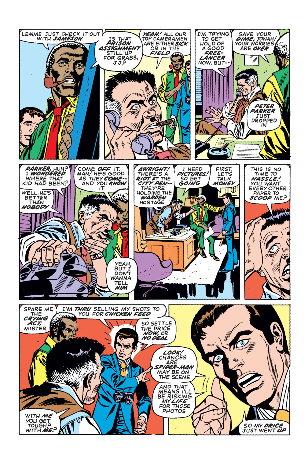 The Amazing Spider-Man (1963) 99 Page 4