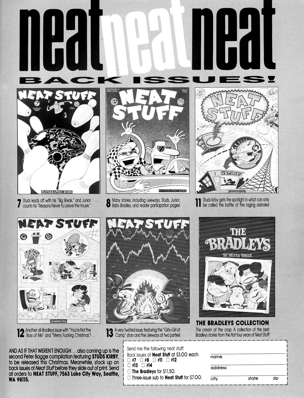 Read online Neat Stuff comic -  Issue #14 - 35