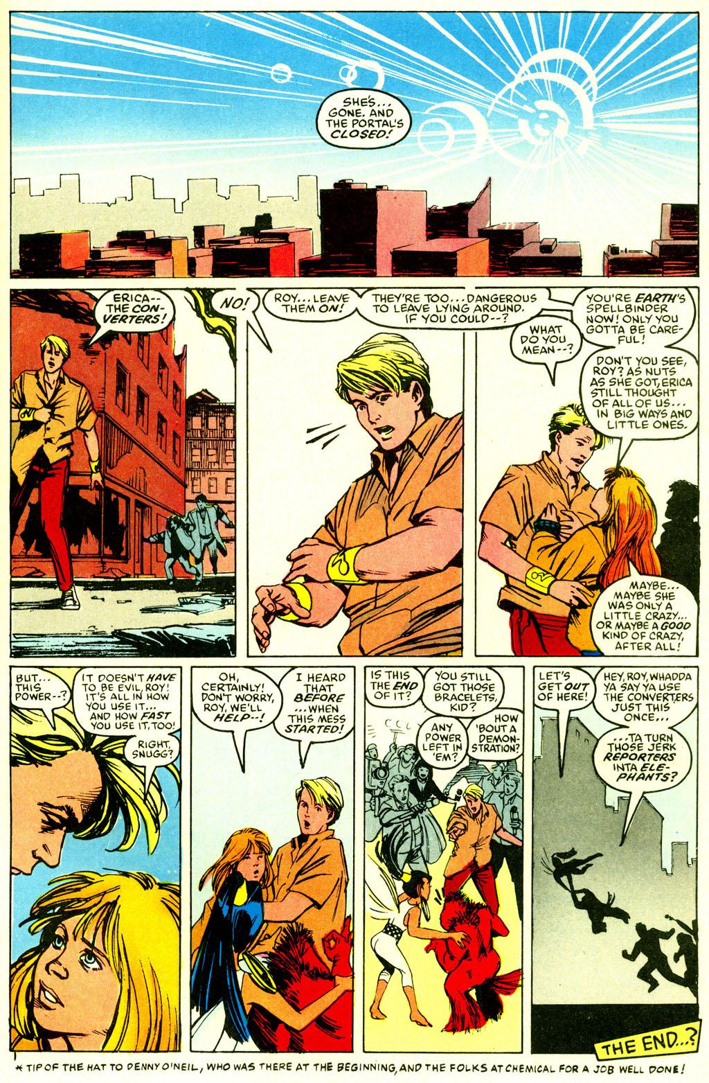 Read online Spellbound comic -  Issue #6 - 39