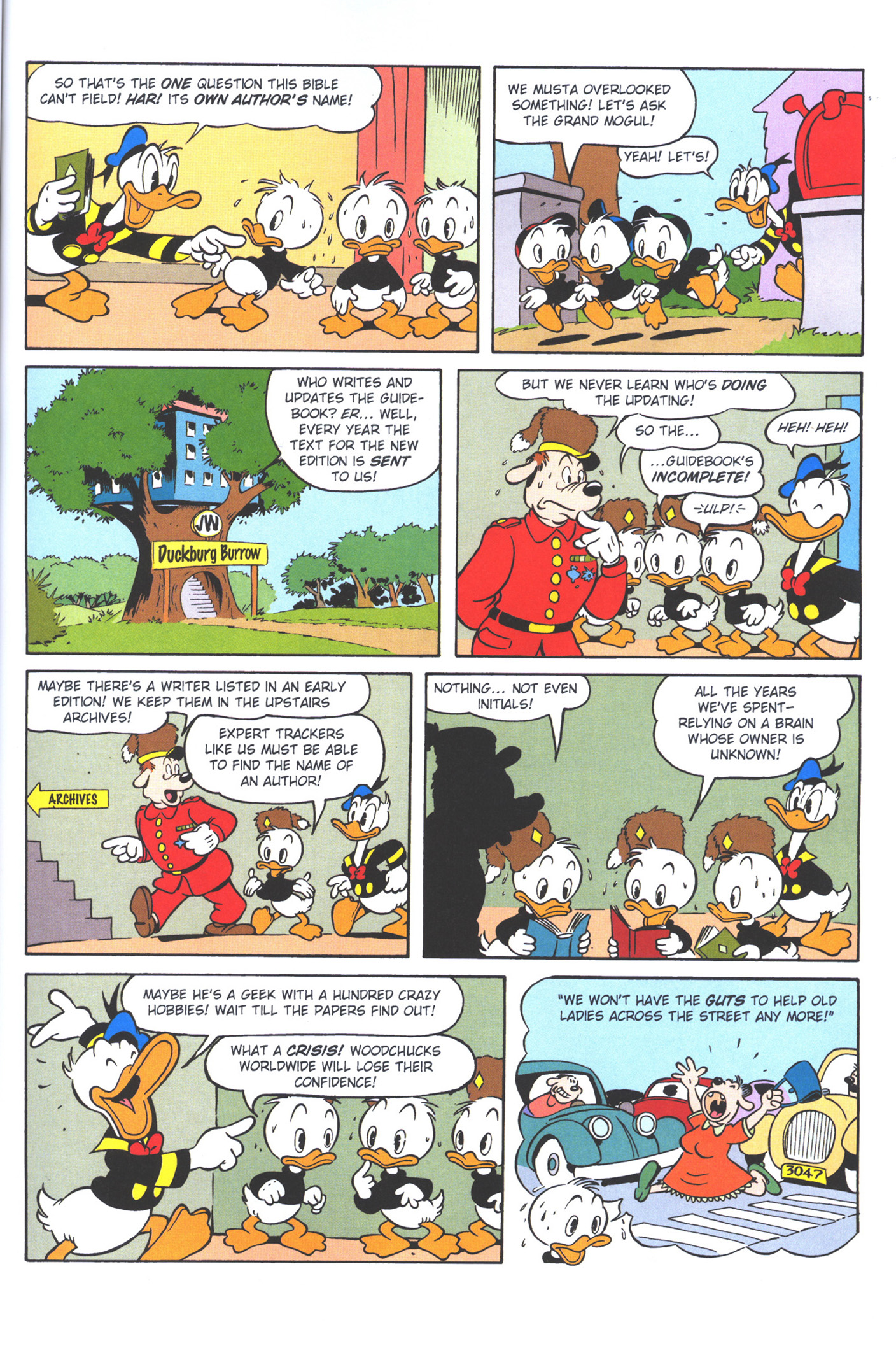 Read online Uncle Scrooge (1953) comic -  Issue #383 - 39