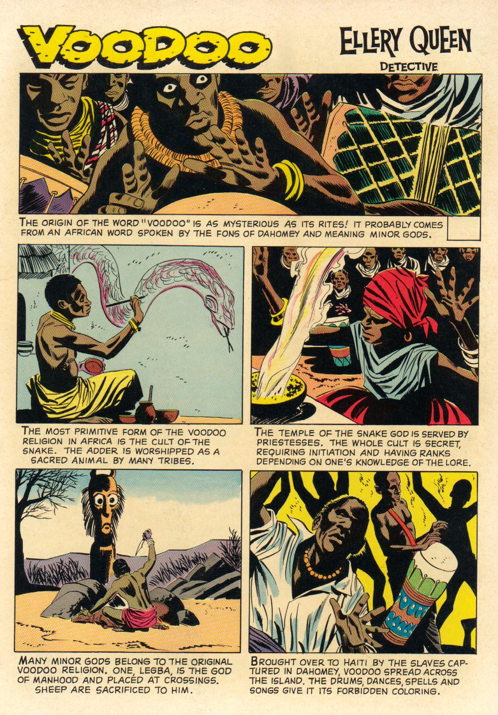 Four Color Comics issue 1289 - Page 36