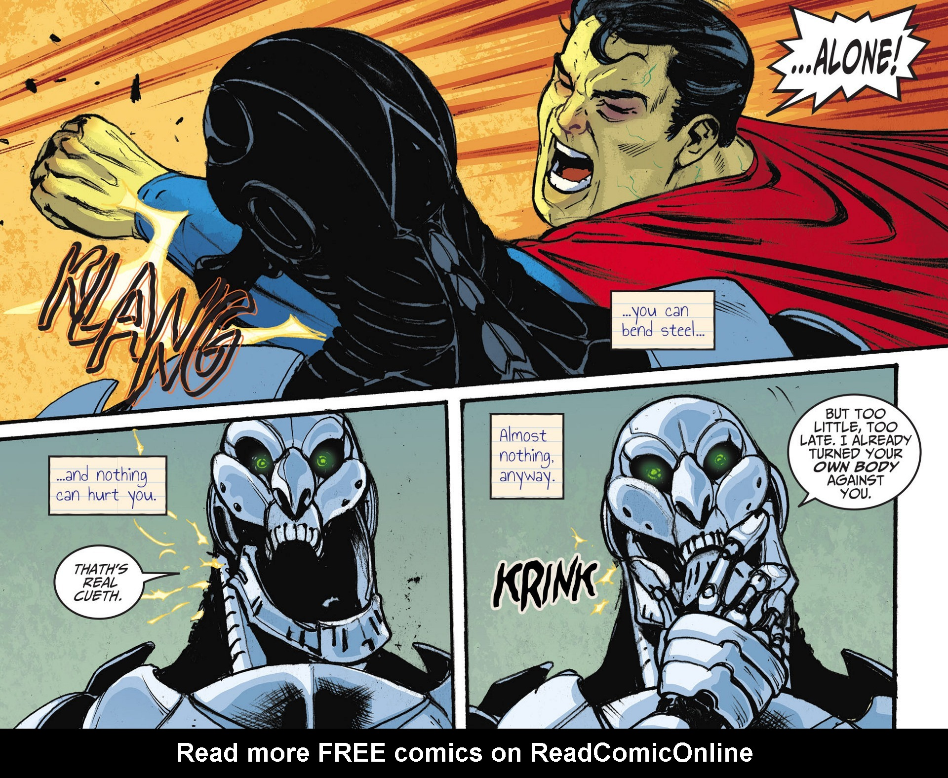 Read online Adventures of Superman [I] comic -  Issue #28 - 10