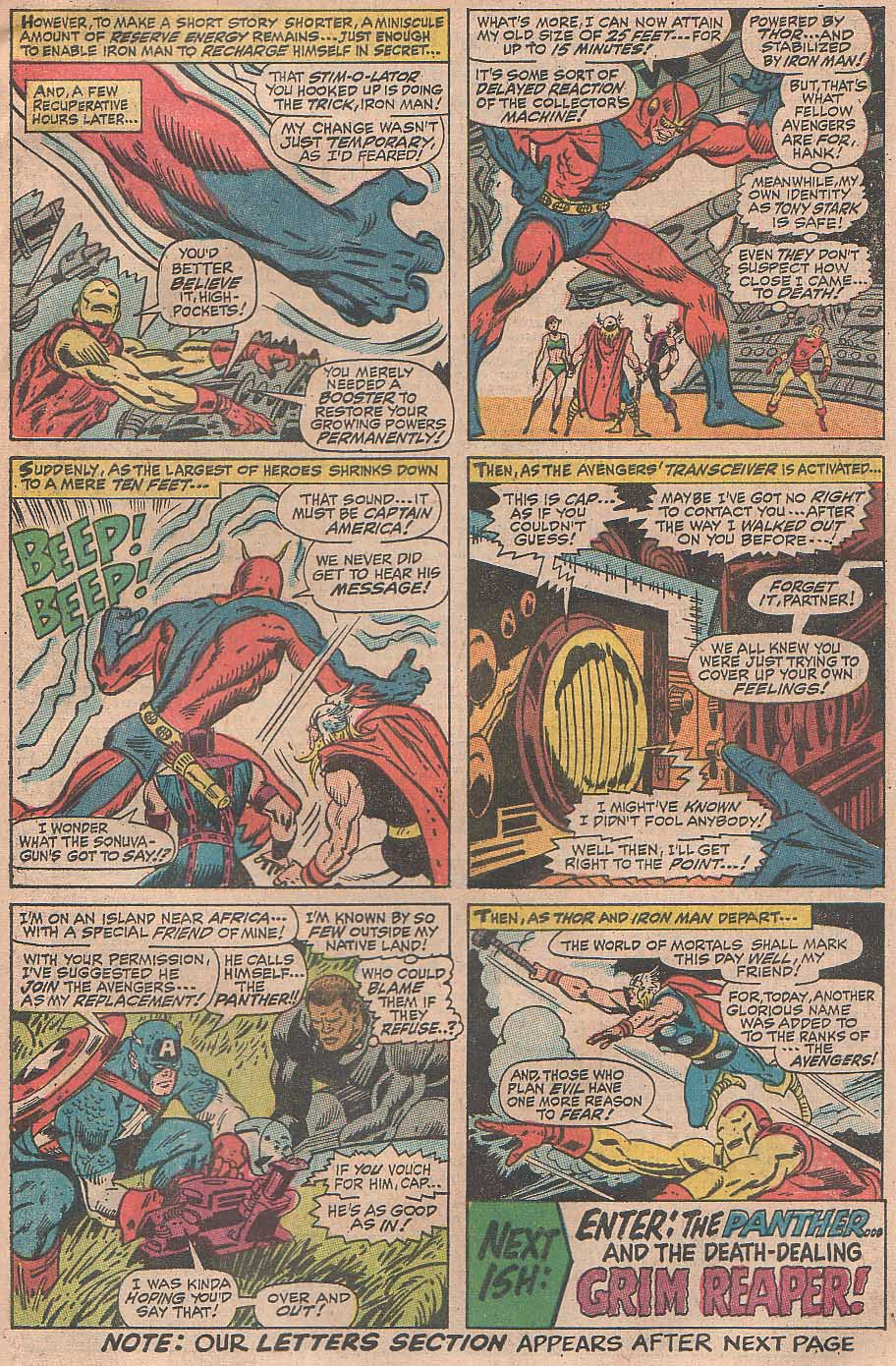 The Avengers (1963) 51 Page 20