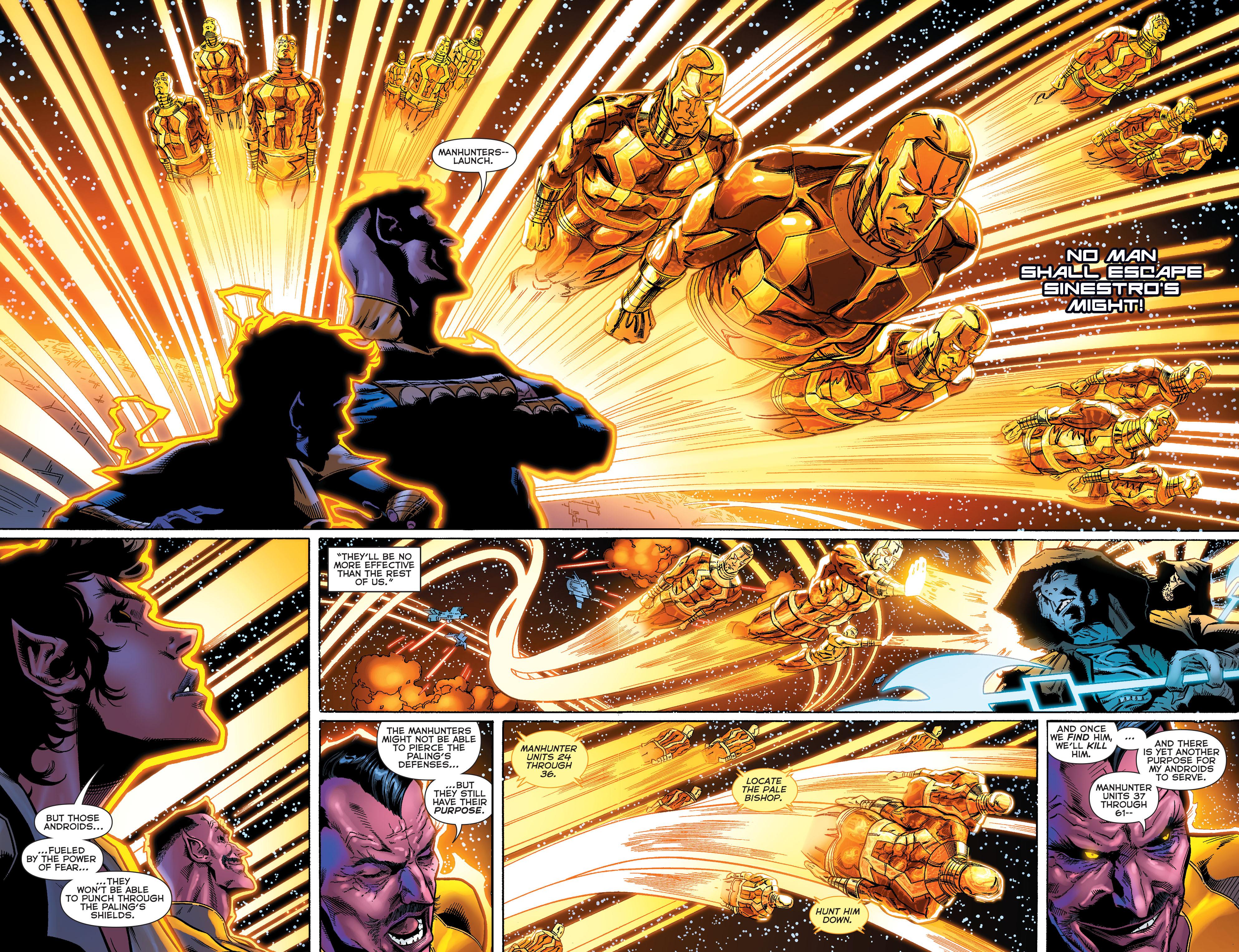 Read online Sinestro comic -  Issue #18 - 17