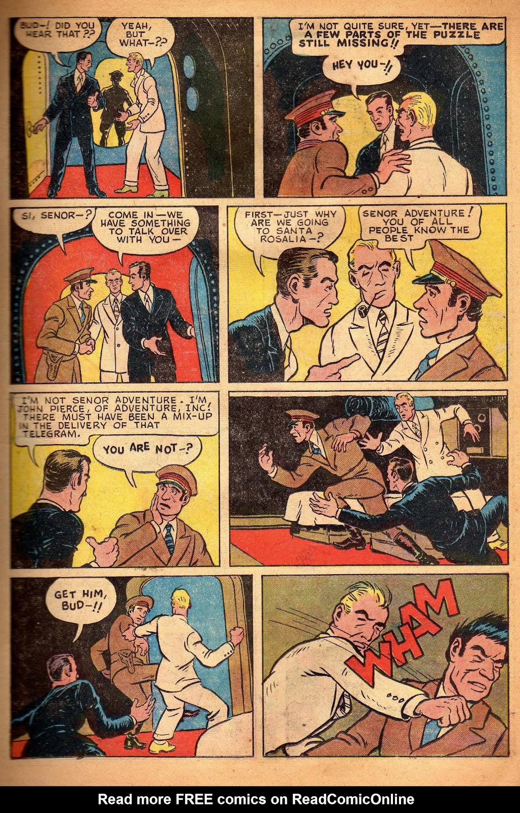 Bang-Up Comics issue 1 - Page 14