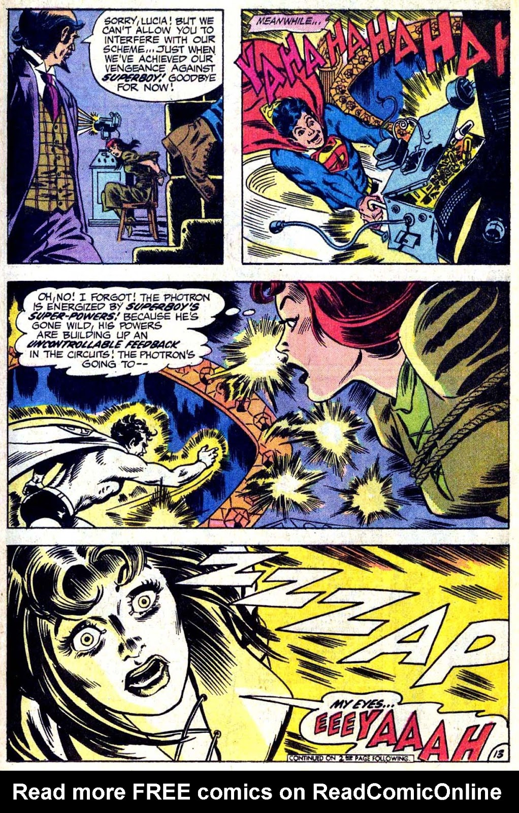 Superboy (1949) issue 184 - Page 13