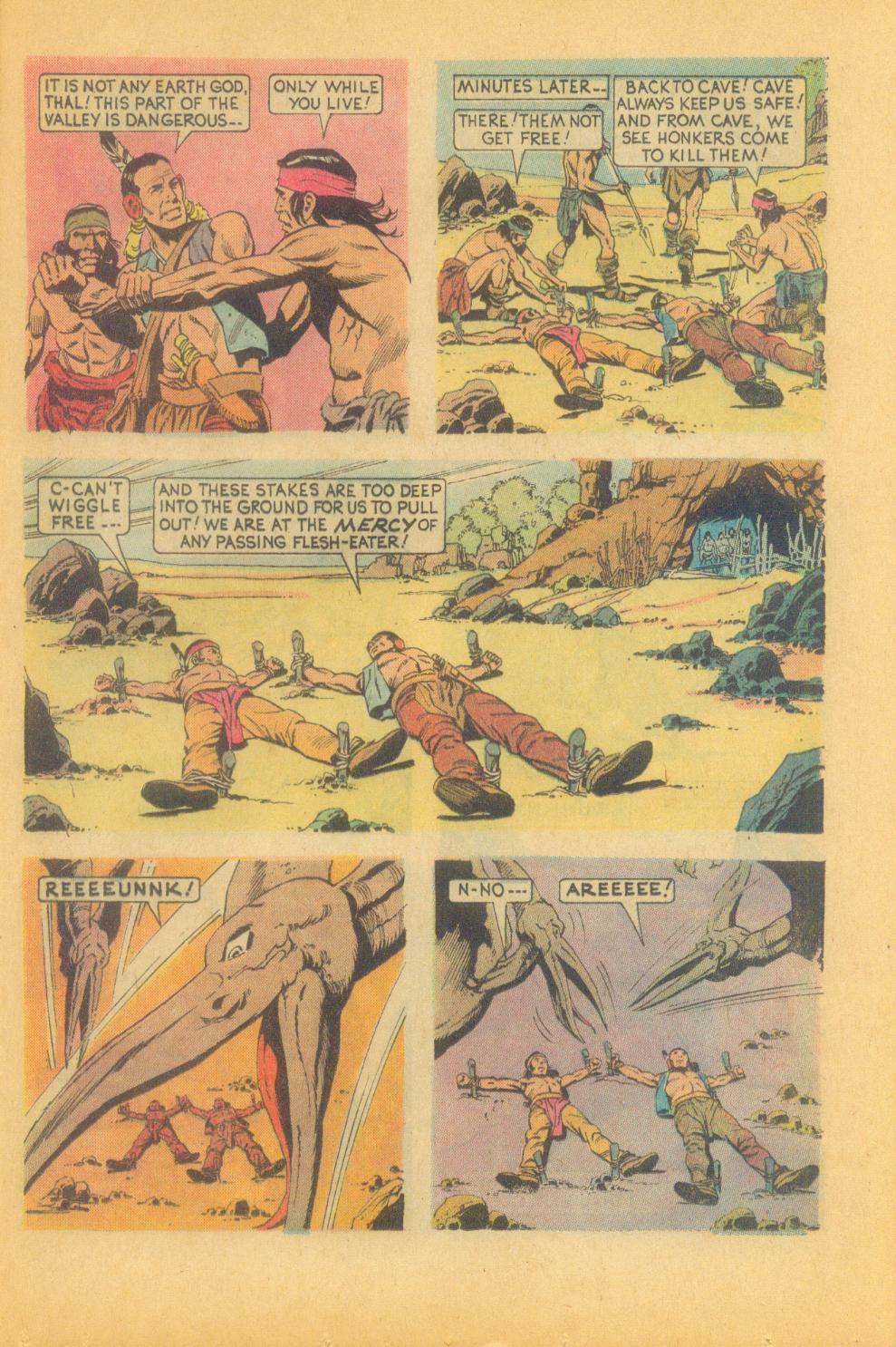 Read online Turok, Son of Stone comic -  Issue #87 - 25