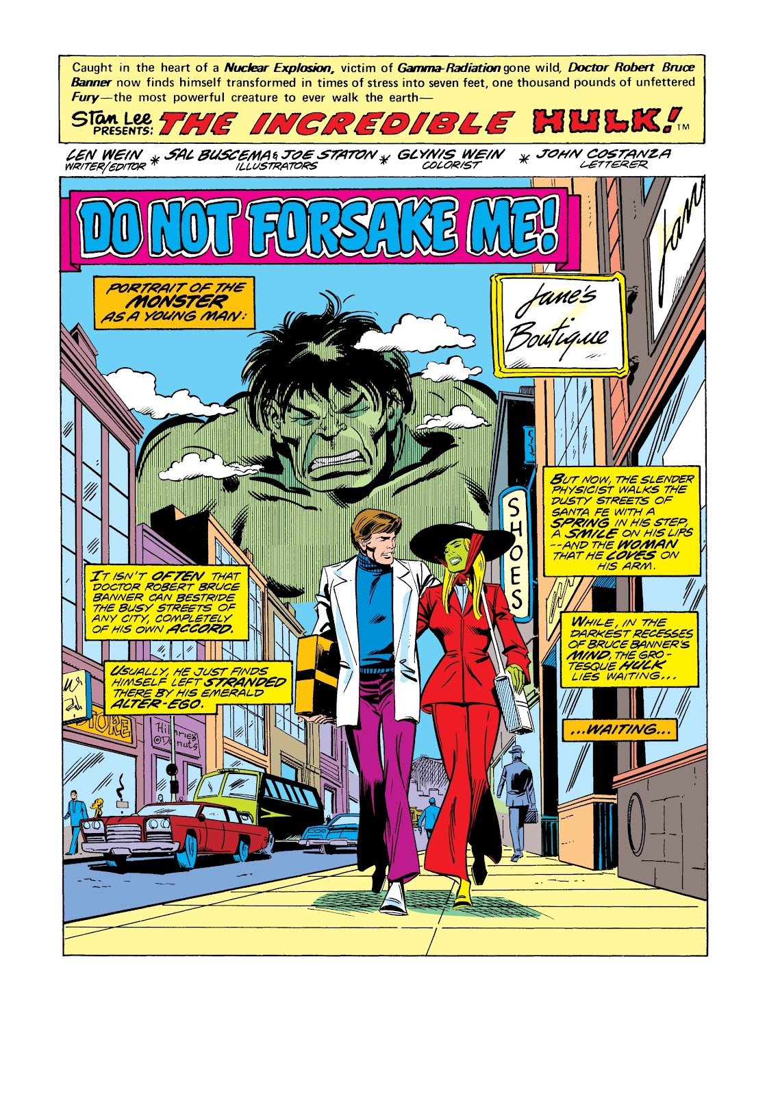 Read online Marvel Masterworks: The Incredible Hulk comic -  Issue # TPB 12 (Part 2) - 93