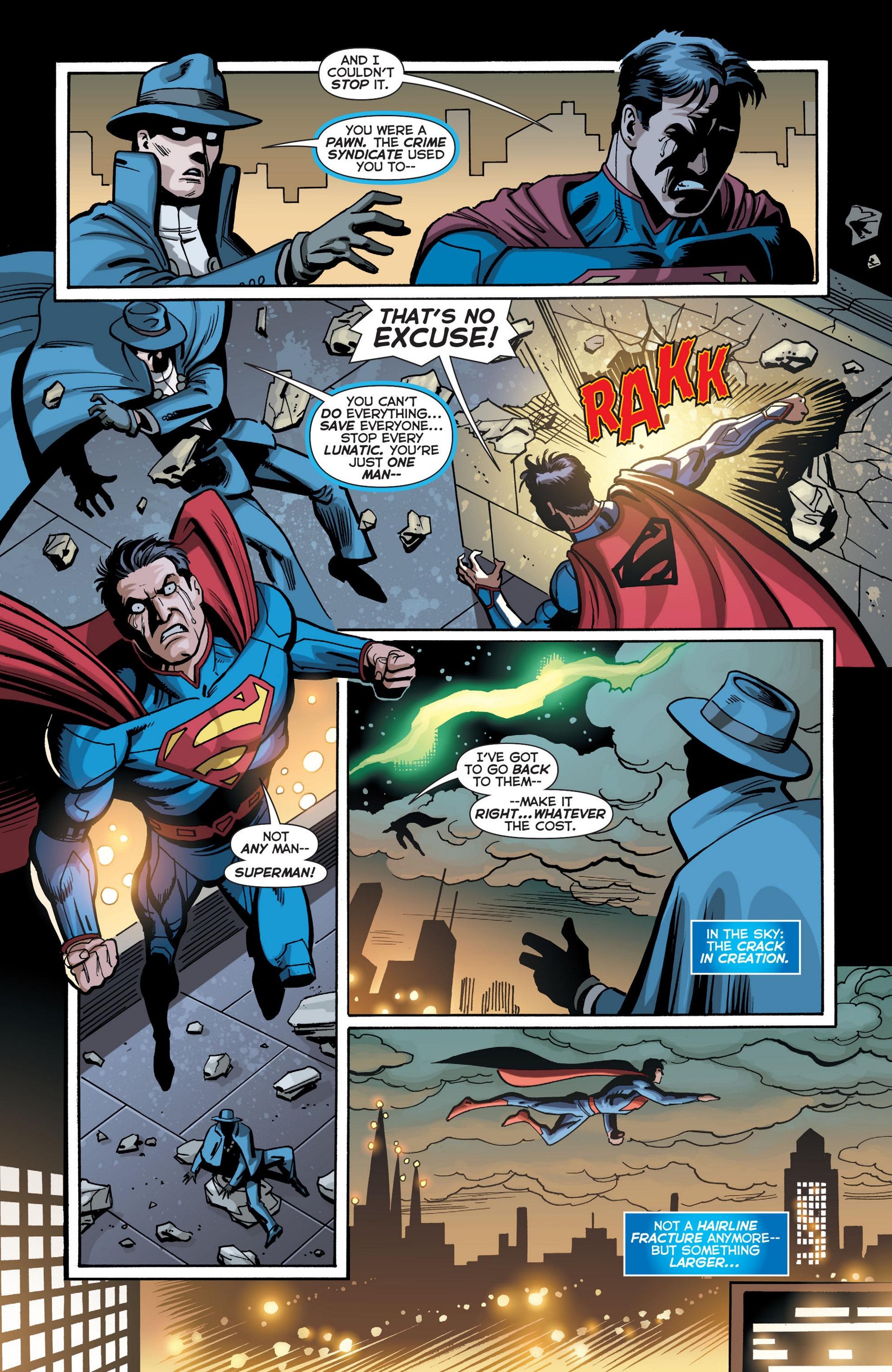 Read online Trinity of Sin: The Phantom Stranger comic -  Issue #18 - 9